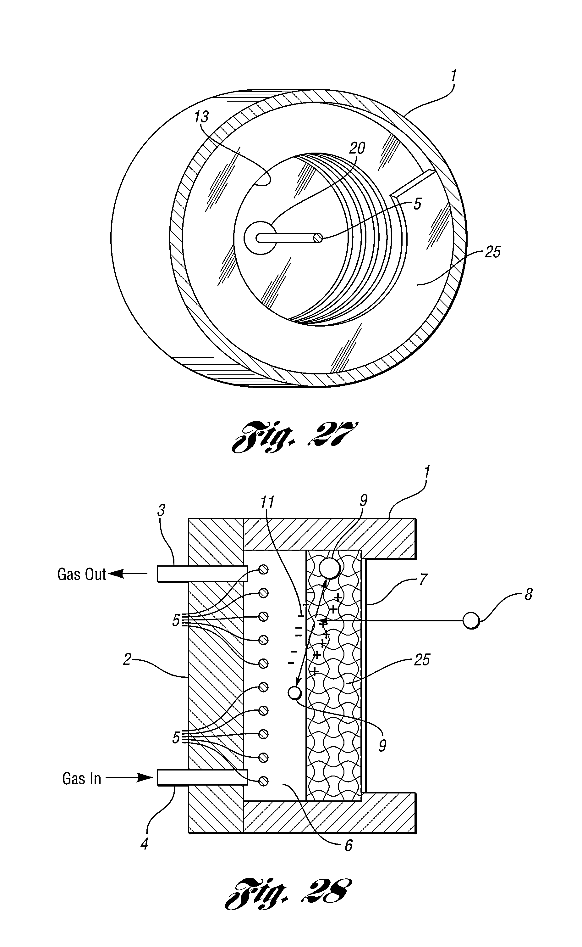 Patent Us8519350 Gas Filled Neutron Detectors Having Improved Geiger Radiation Detector Diagram Printable Wiring Schematic Drawing