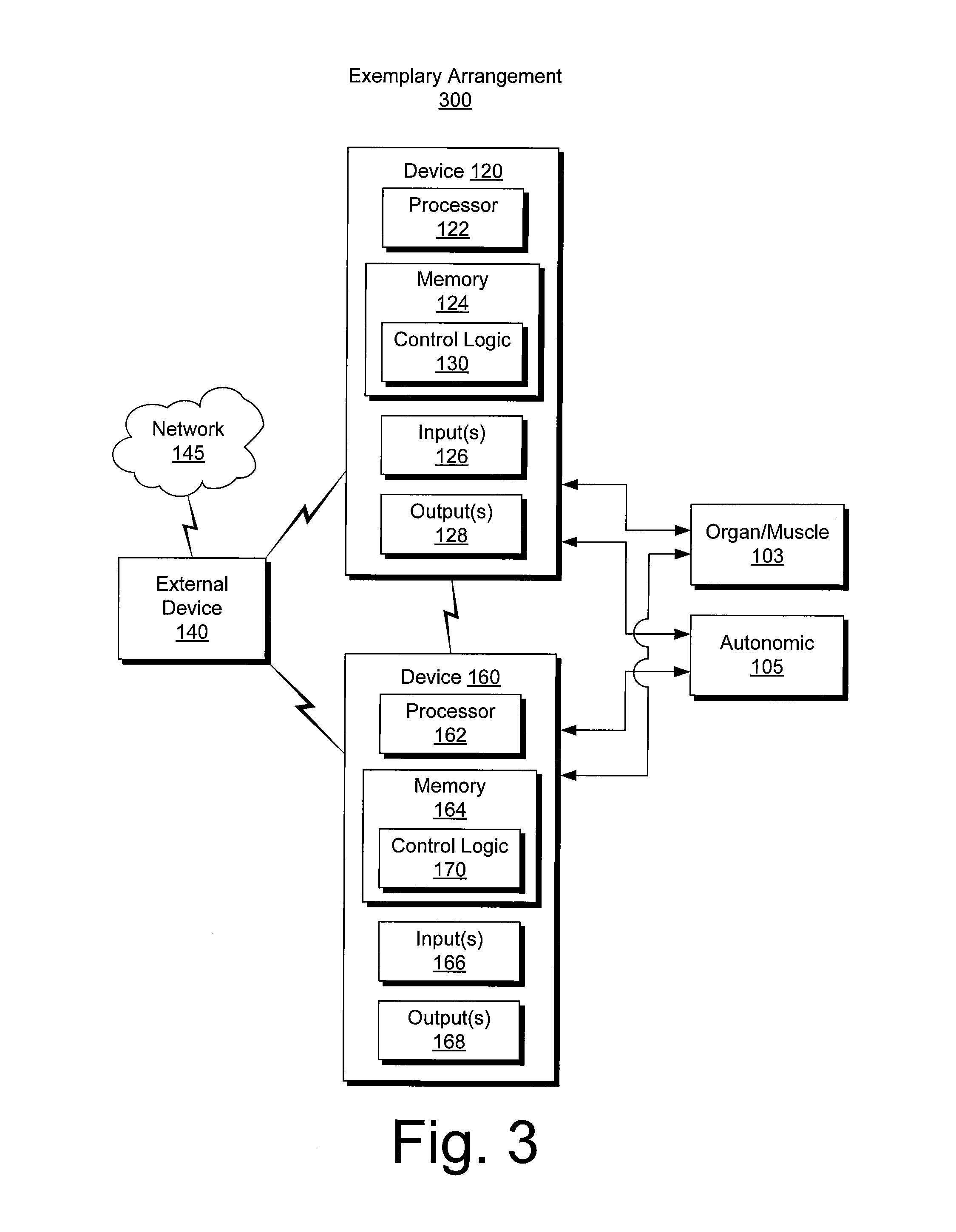 patent us8521291
