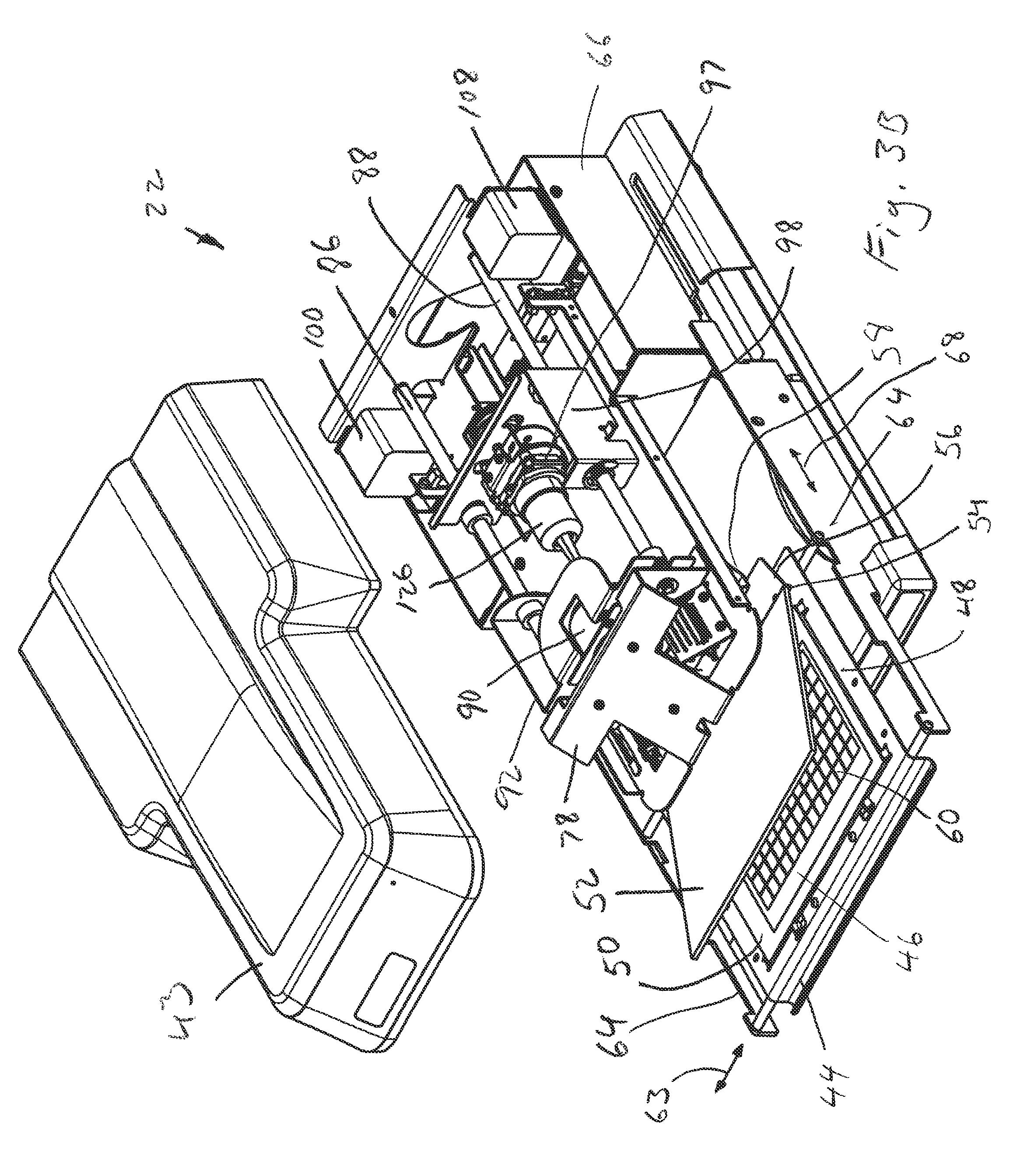 patent us8537279 digital microform imaging apparatus patents Honda NX 250 patent drawing