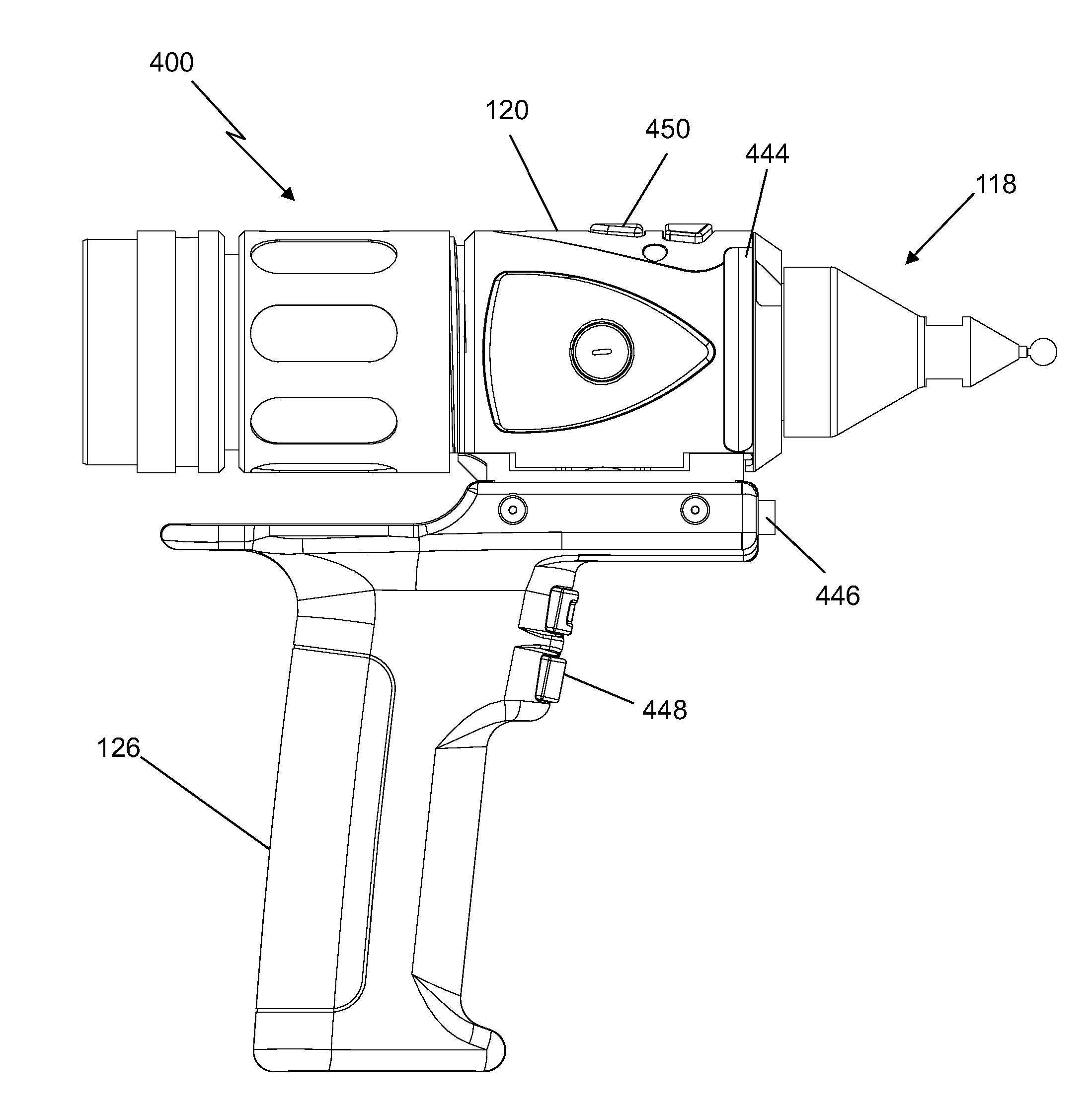 Patente Us8537374 Coordinate Measuring Machine Having An Briggs And Stratton 65 Hp Engine Diagram Mia Blog Patent Drawing