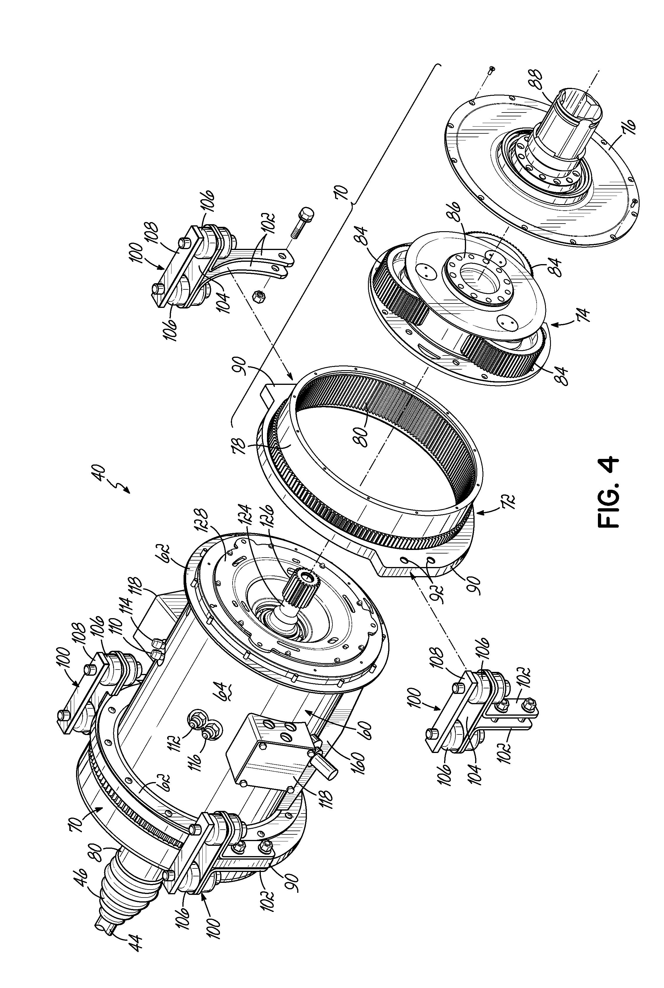 patent us8541915