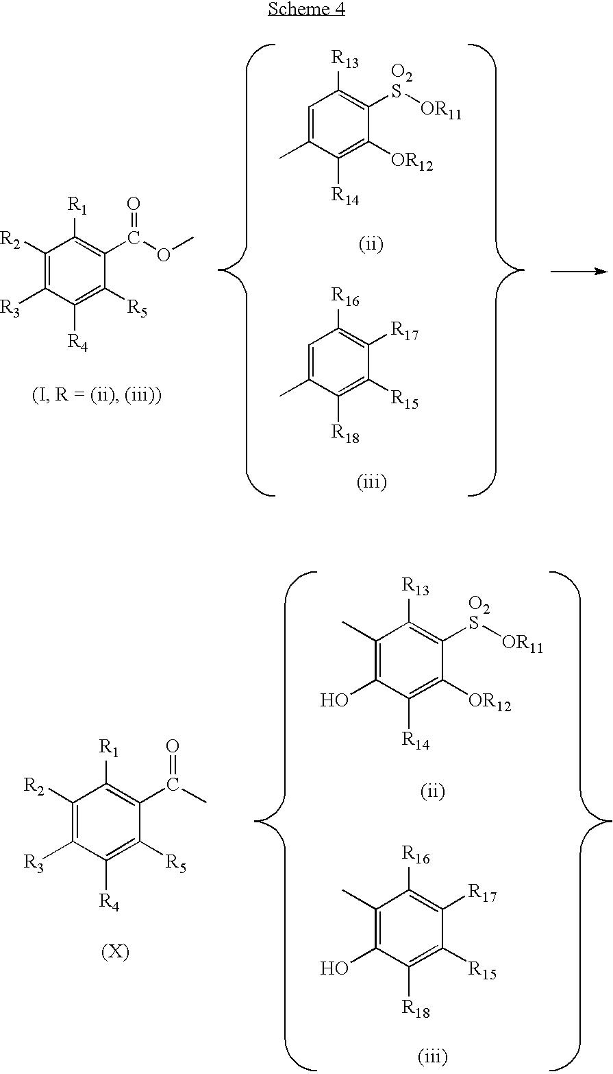Patent Us8545816 Benzoic Acid Ester Compounds