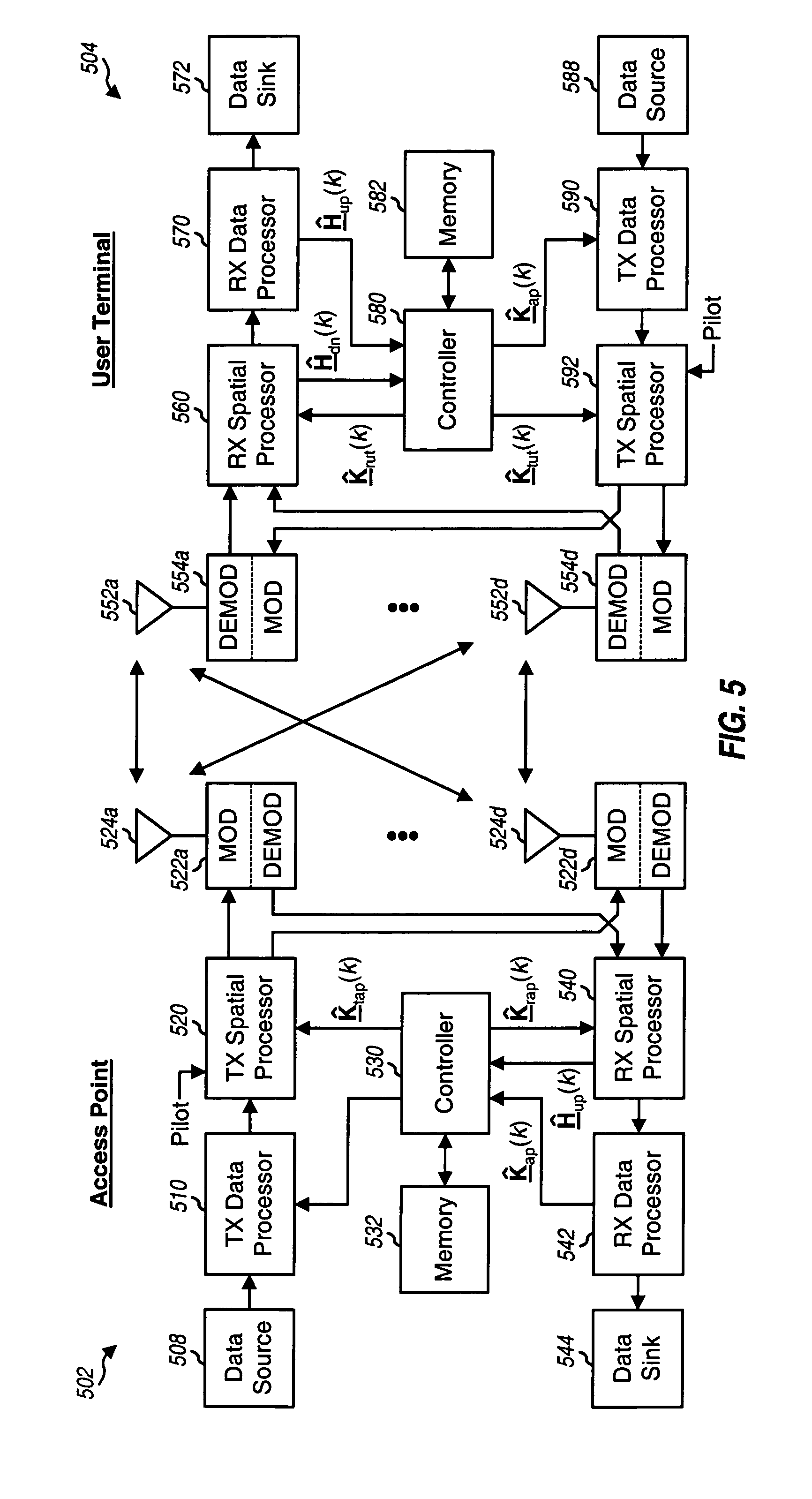 patent us8570988