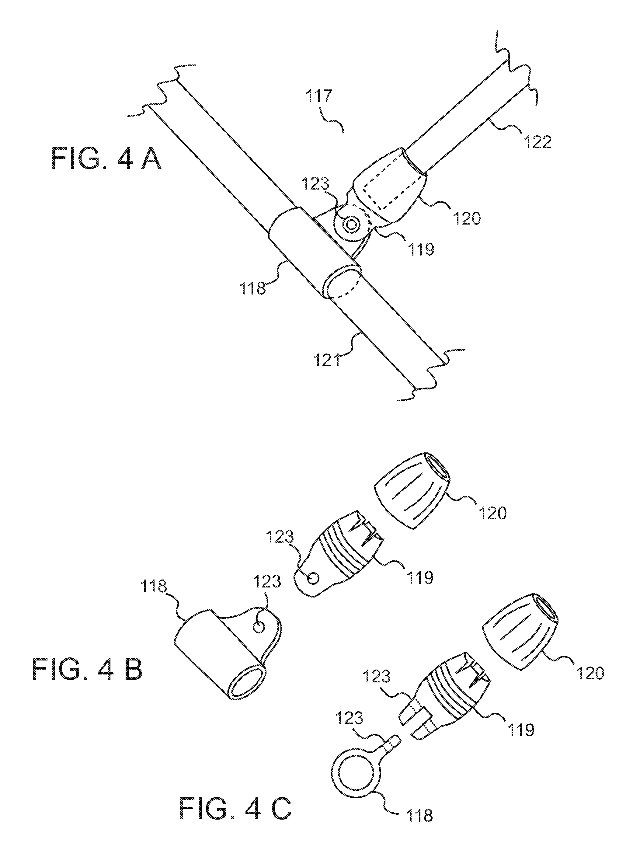 us8579226 power assisted toy flying device Kite Poles patent drawing