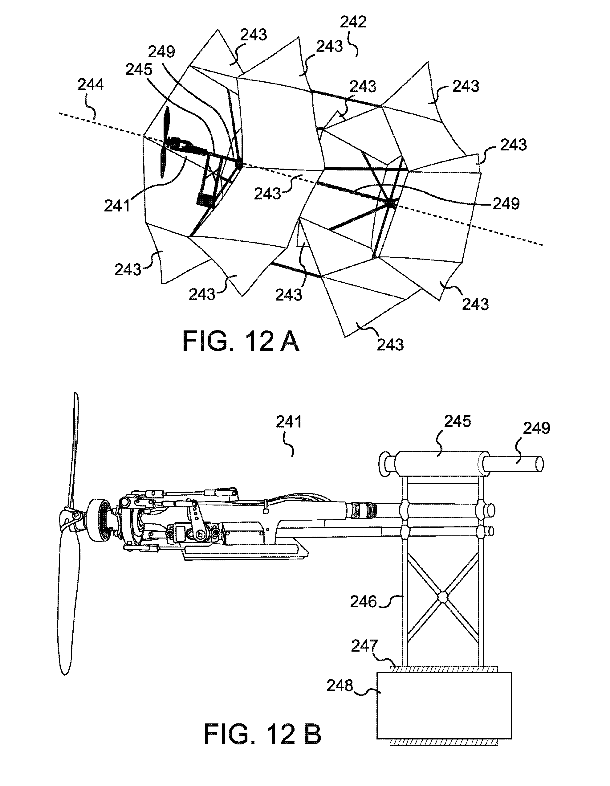 us8579226 power assisted toy flying device Fiberglass Rods Home Depot patent drawing
