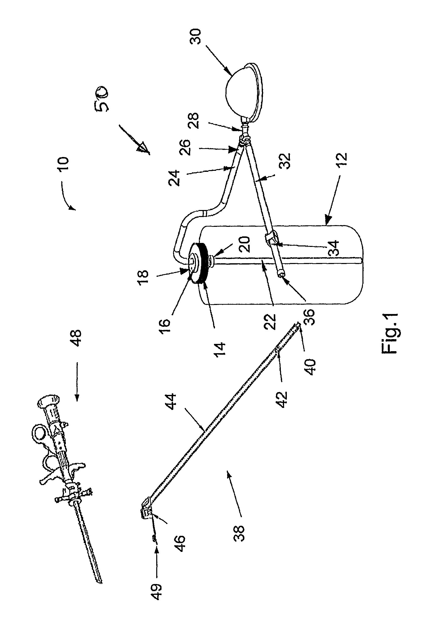 Photos of Manual Irrigation Pump