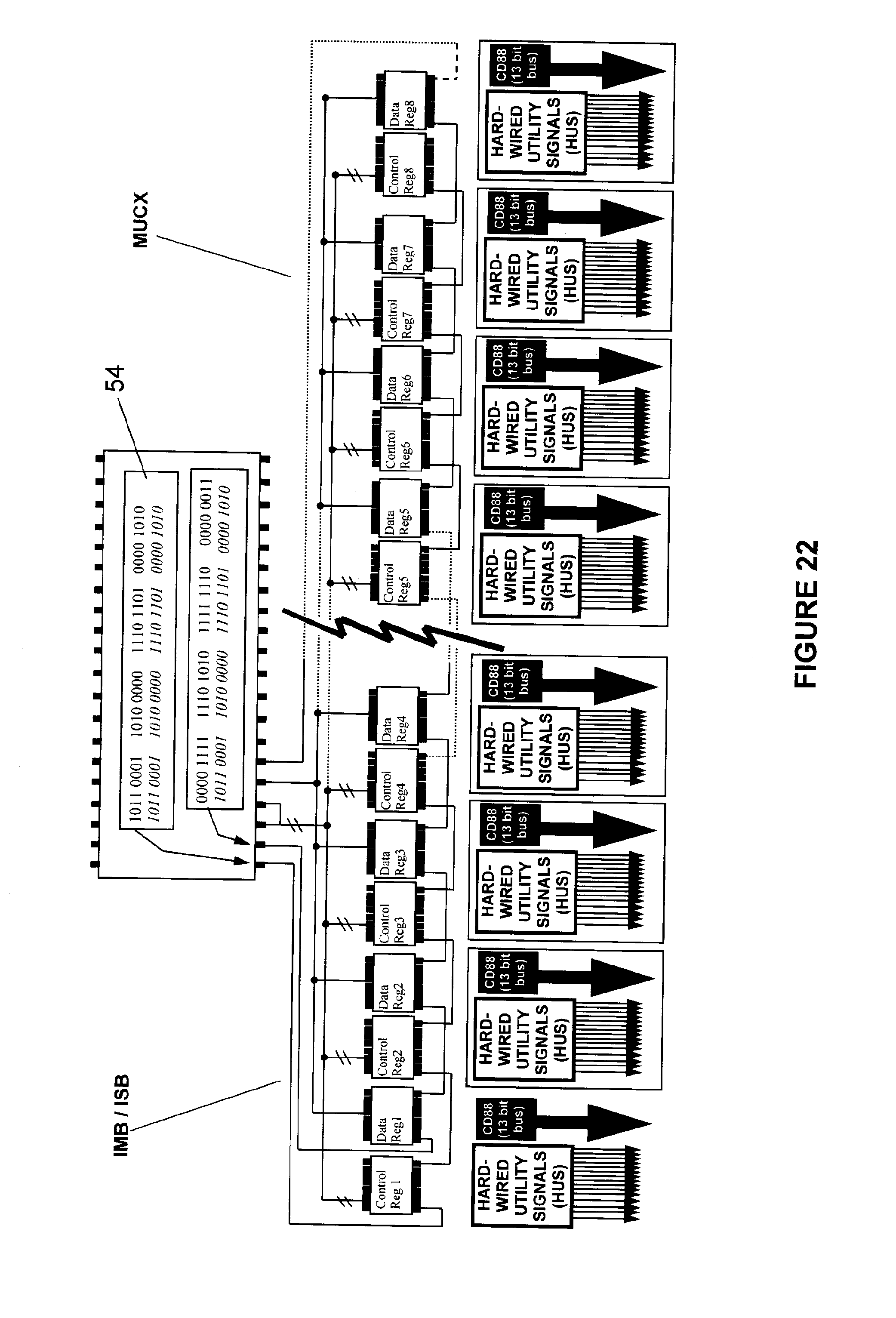 Patent Us8583843 Communications Control Bus And Apparatus For Circuit Diagram Of Uniline Ups Drawing