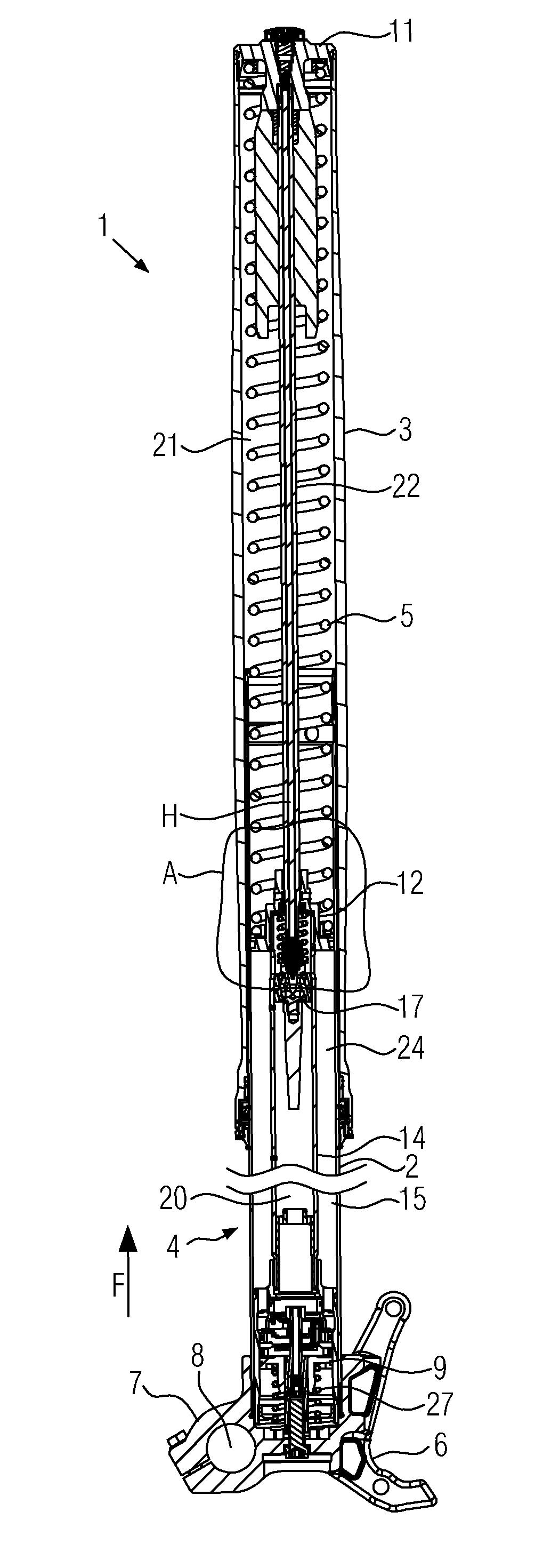 patent us8585069
