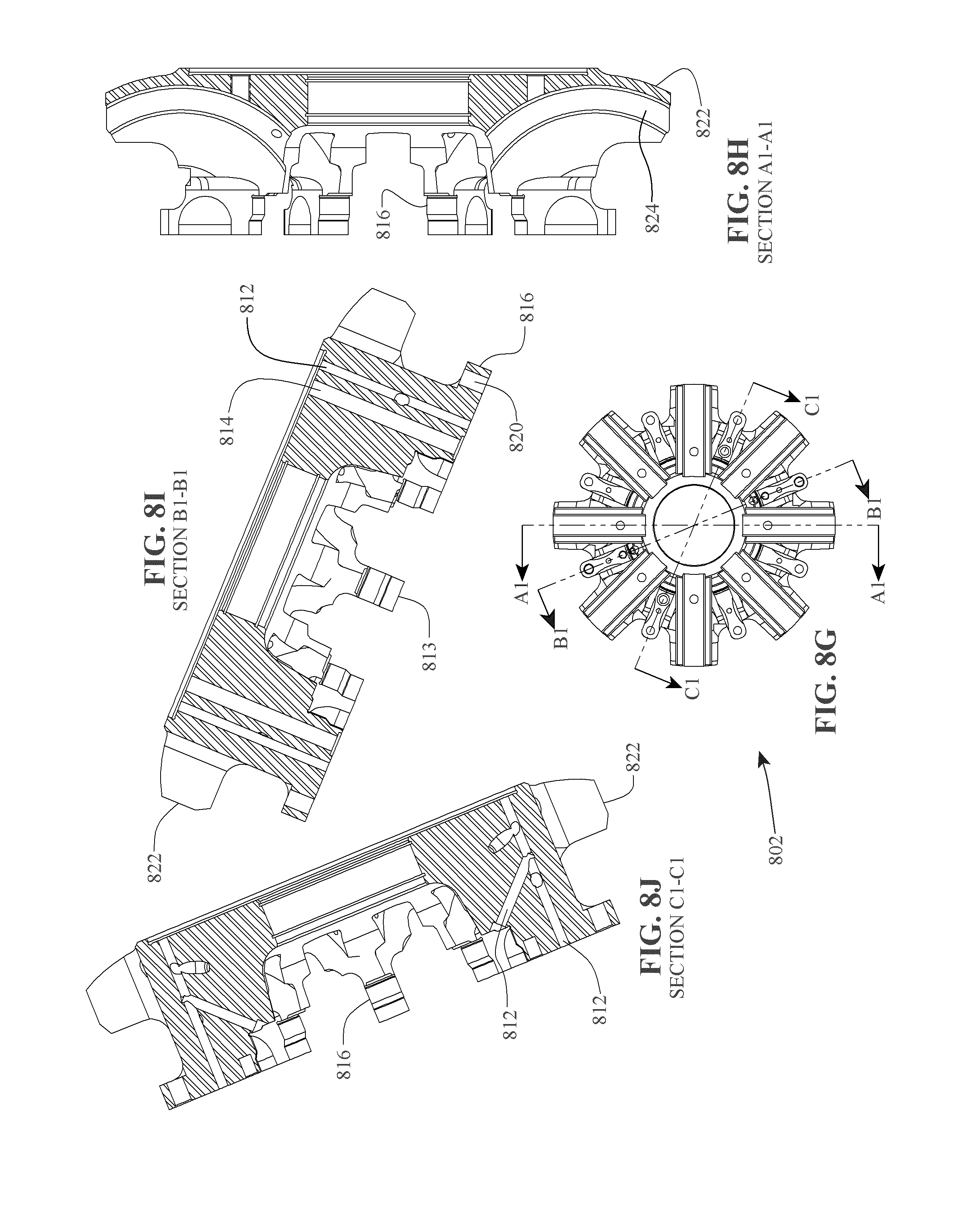 patent us8585528 infinitely variable transmissions continuously  patent drawing