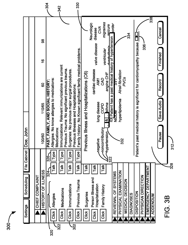 Medical abbreviation for addendum - Patent Drawing