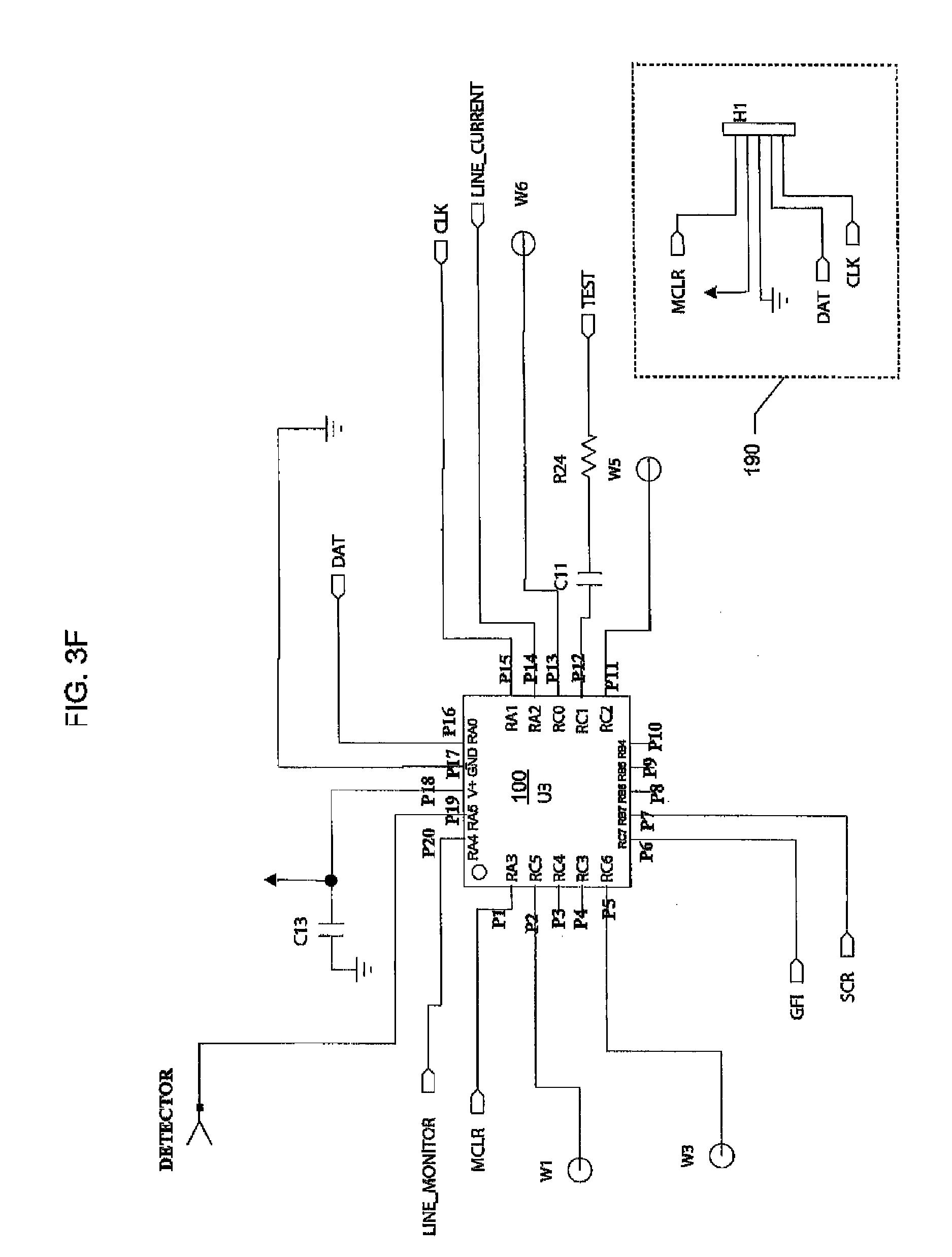 patent us8599523 - arc fault circuit interrupter