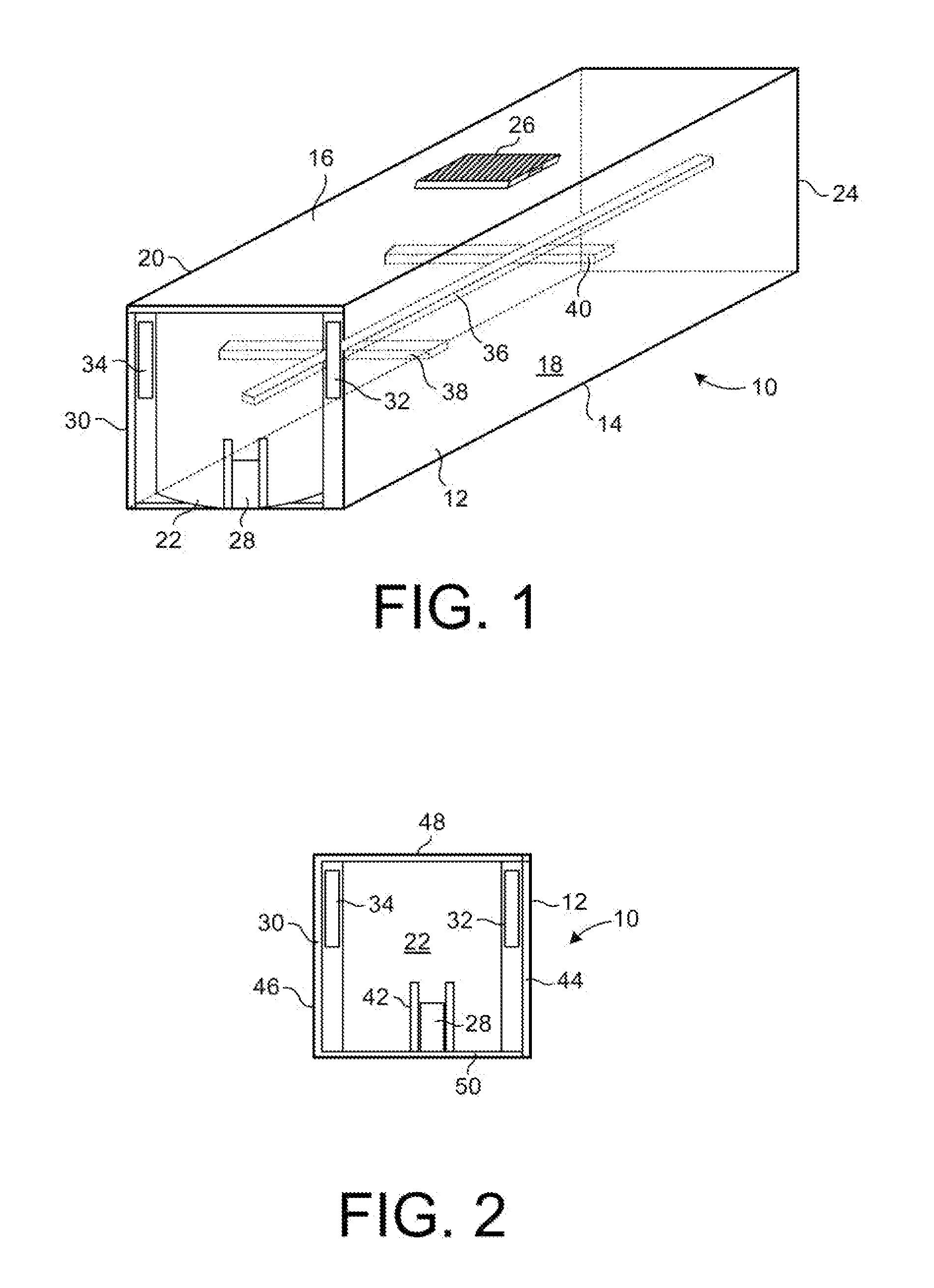 patent us8622251 system of delivering and storing proppant for use Frac Tank Lockout Tagout patent drawing