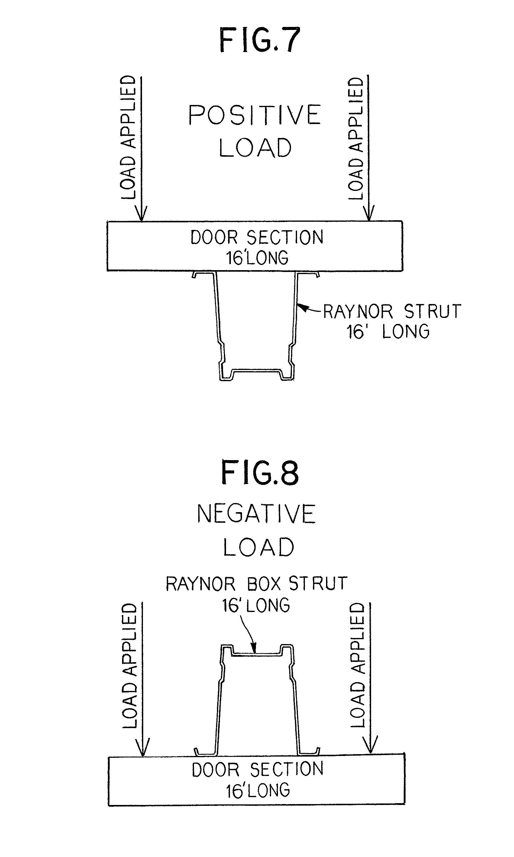 Patent Us8627872 Garage Door With Reinforcing Truncated