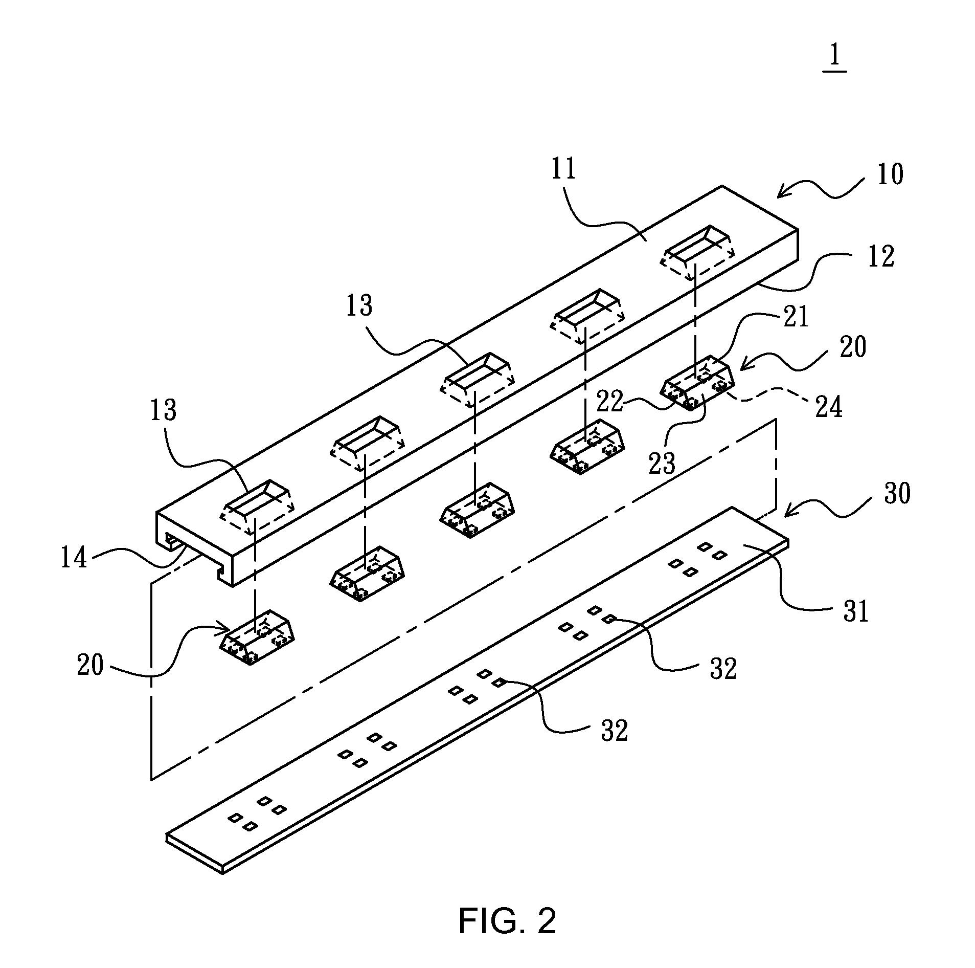 patent us8651689
