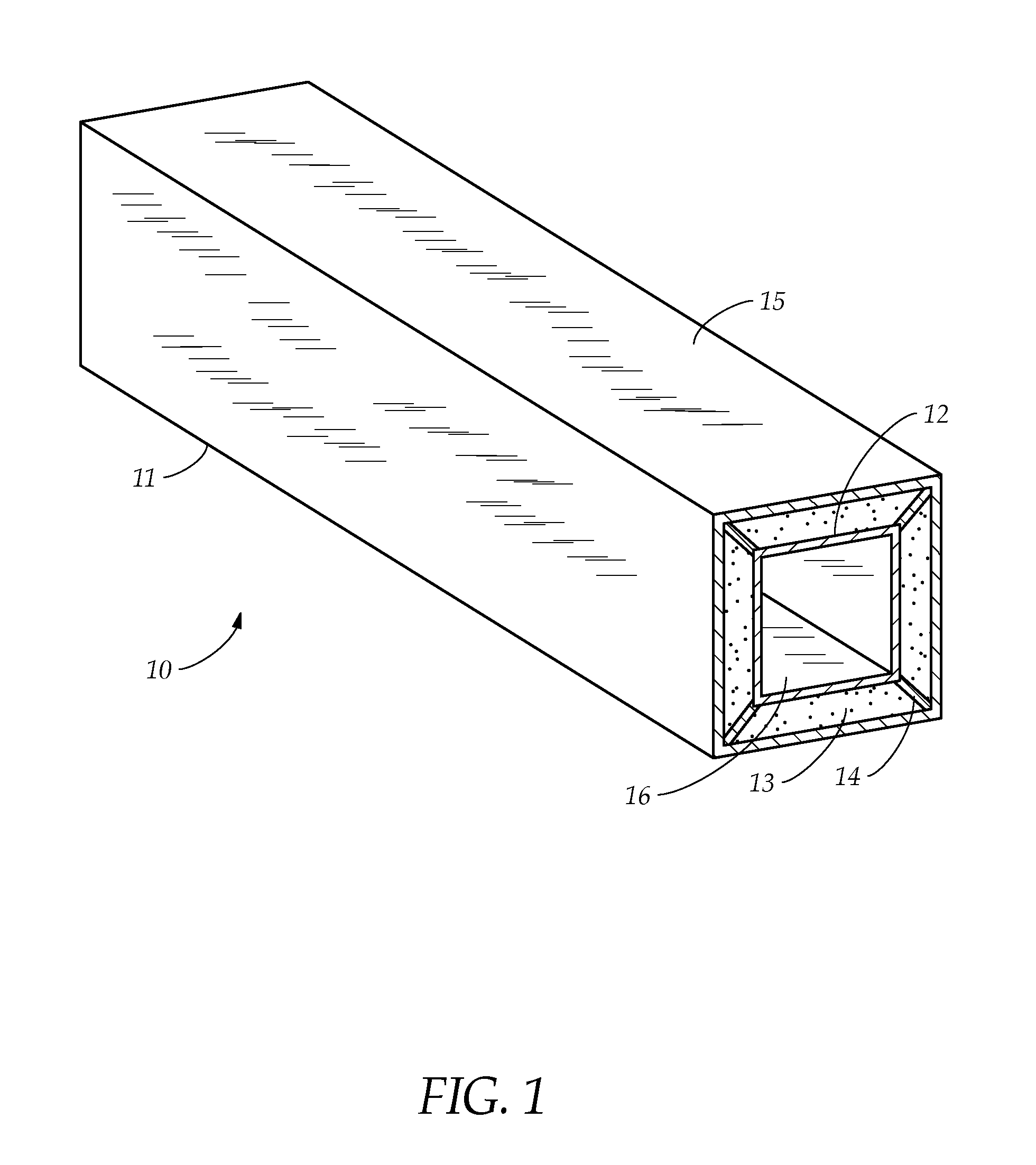 Patent Us8667995 Insulated Ducts And Ductworks Google Hvac Duct Drawing Example