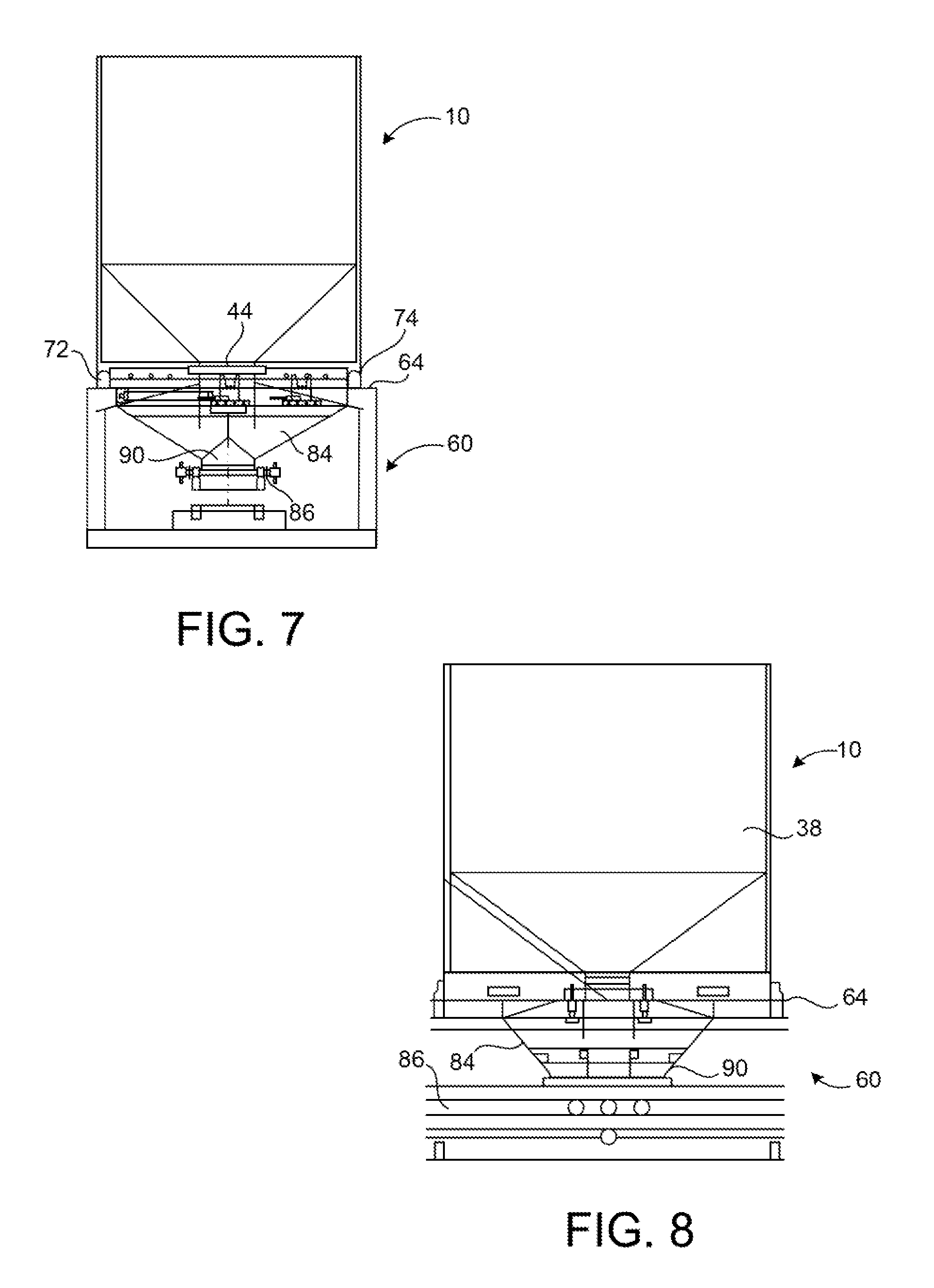 Patent US8668430 - Proppant discharge system and a container