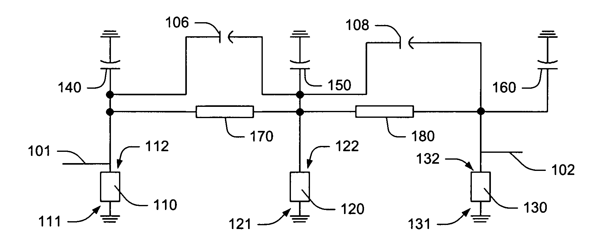 Patent Us8680952 Bandpass Filter With Dual Band Response Google Notchfilter Filtercircuit Basiccircuit Circuit Diagram Drawing
