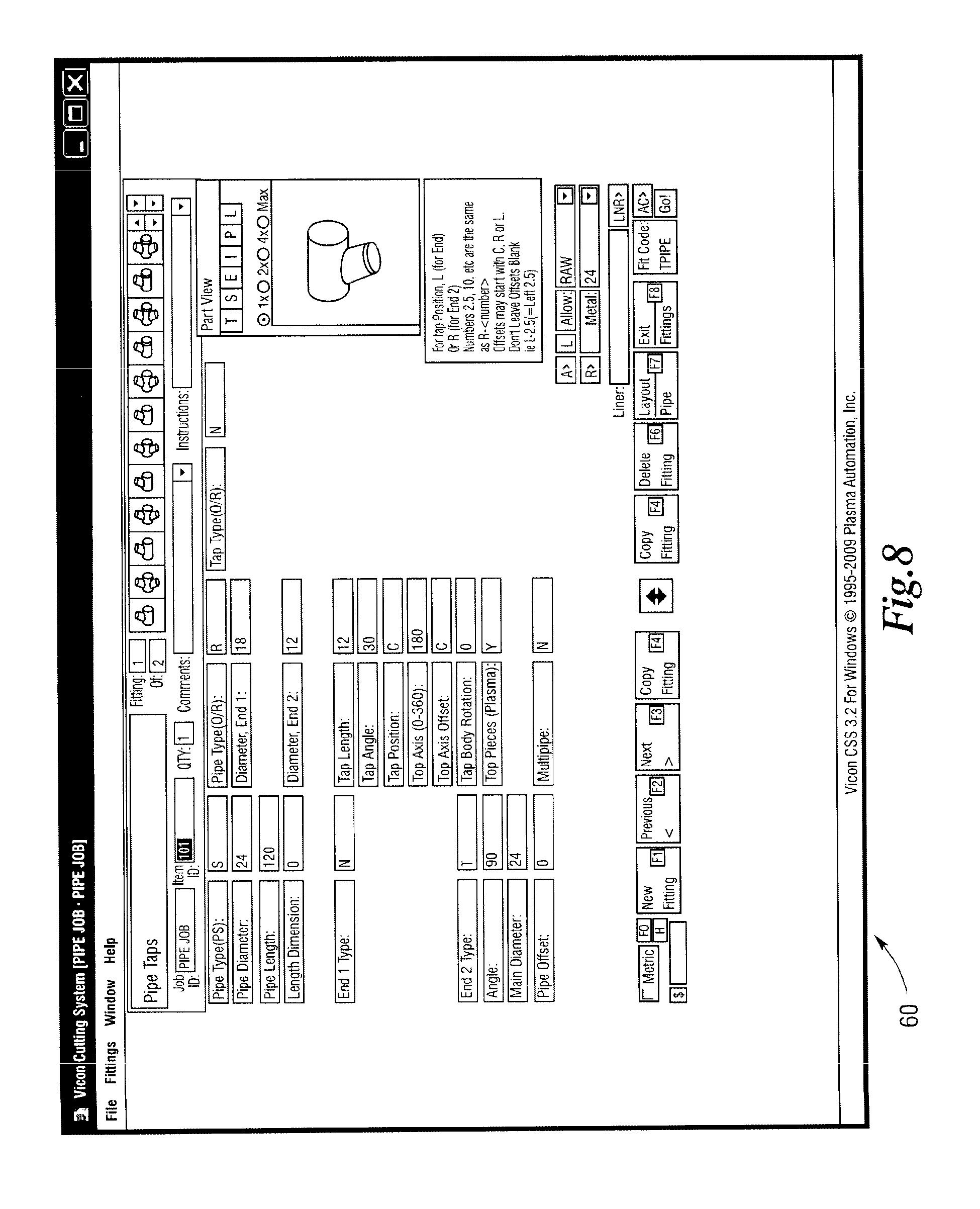 patent us8683841