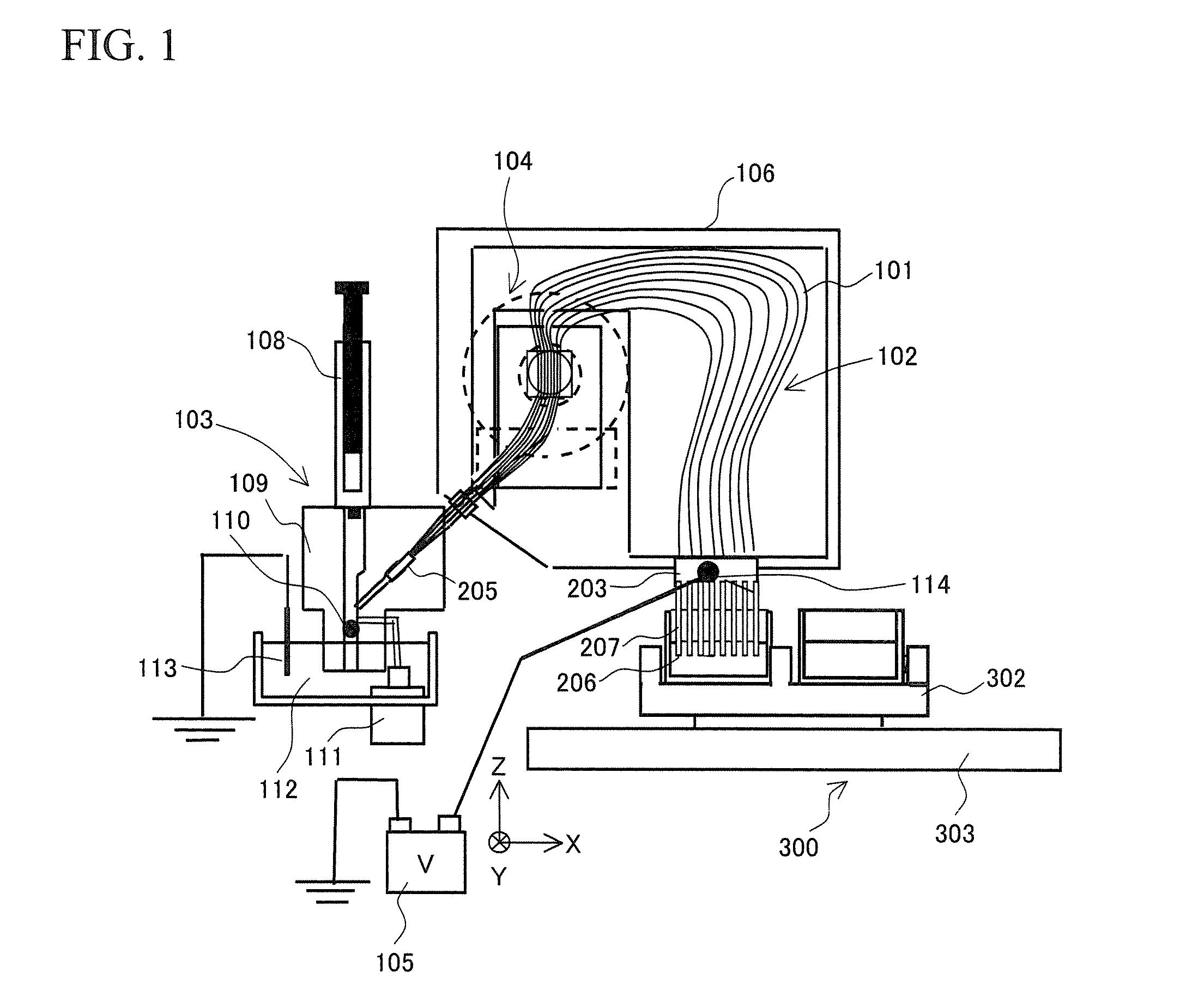 patent us8685220 - capillary electrophoresis apparatus