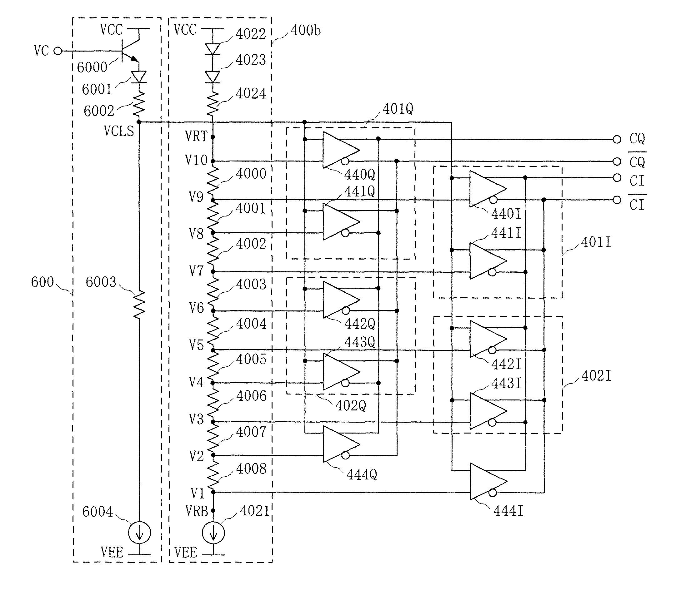 Patent Us8687973 Voltage Generator Control Circuit