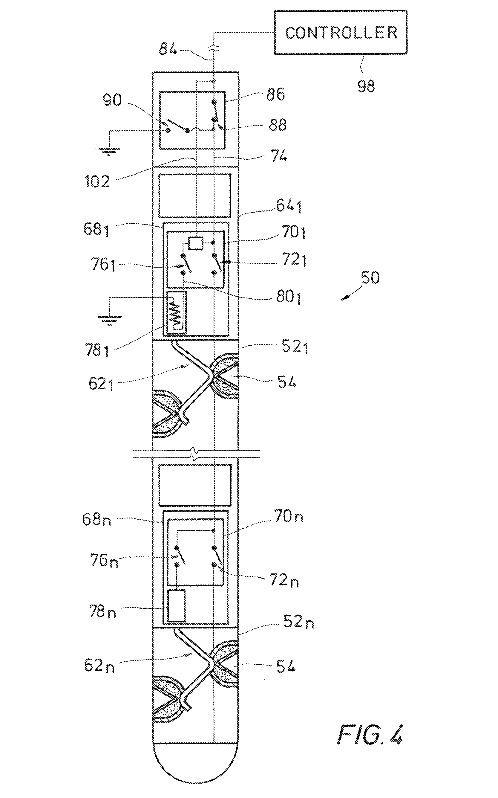 patent us8695506 - device for verifying detonator connection