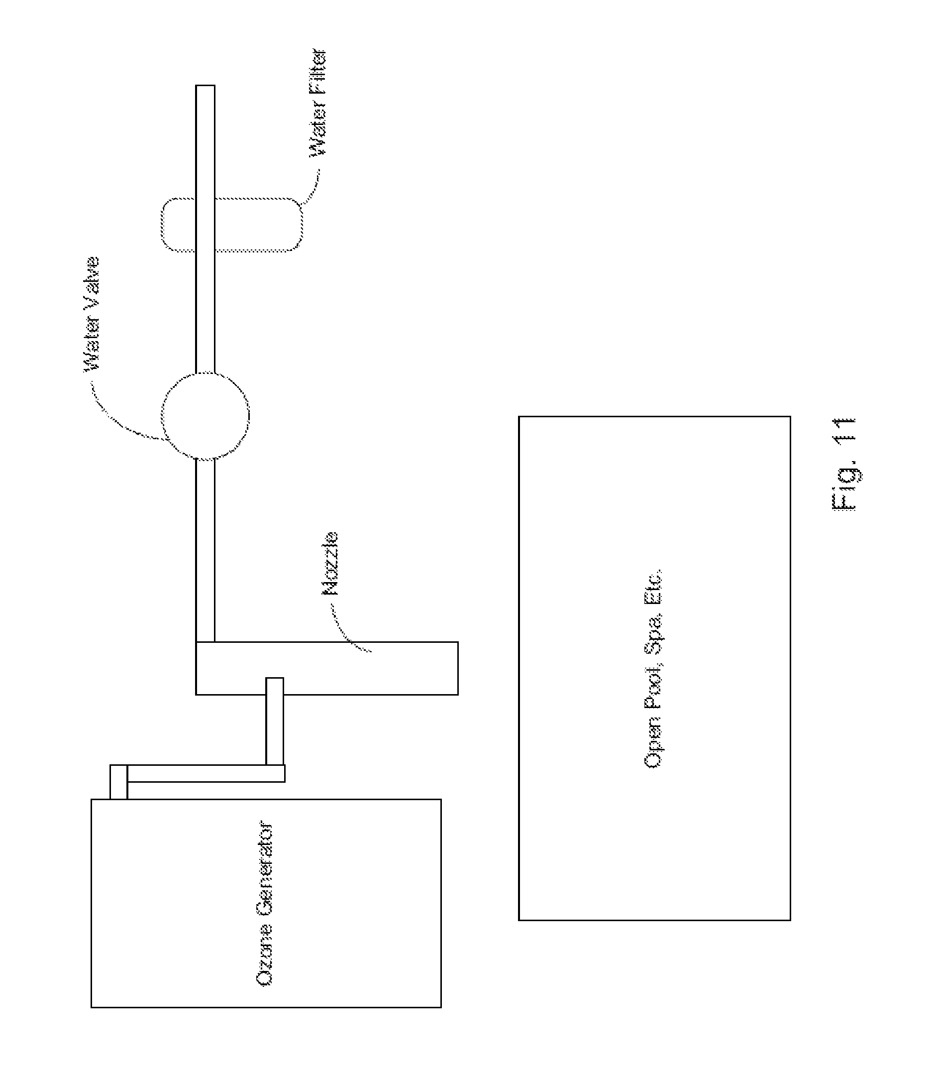 Patent Us8696796 Systems And Methods For Reducing Off Gassed Ozone Generator Circuit Water Pool Drawing