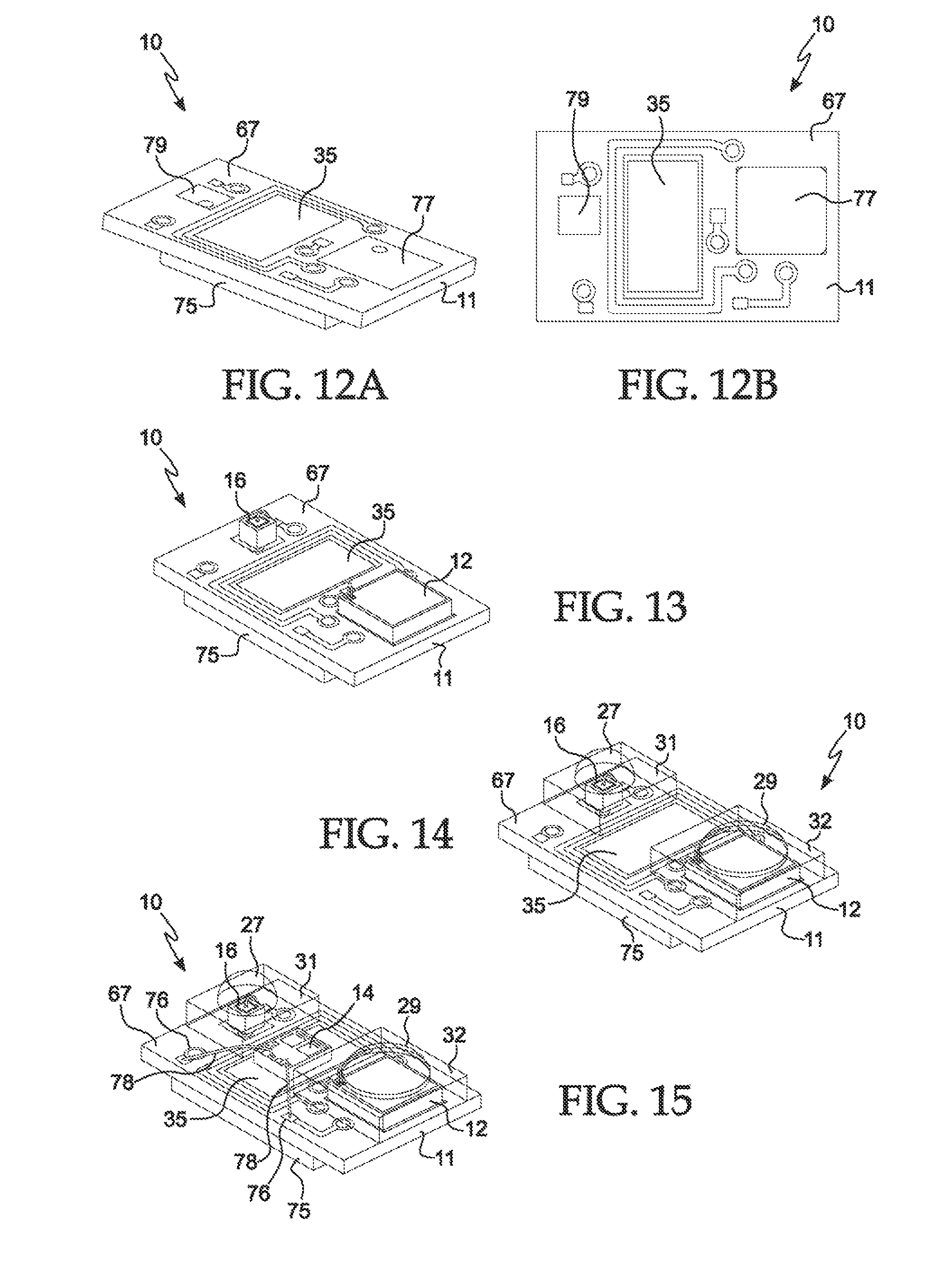 Patent Us8716665 Compact Optical Proximity Sensor With Ball Grid Opto Interrupter Circuit Drawing