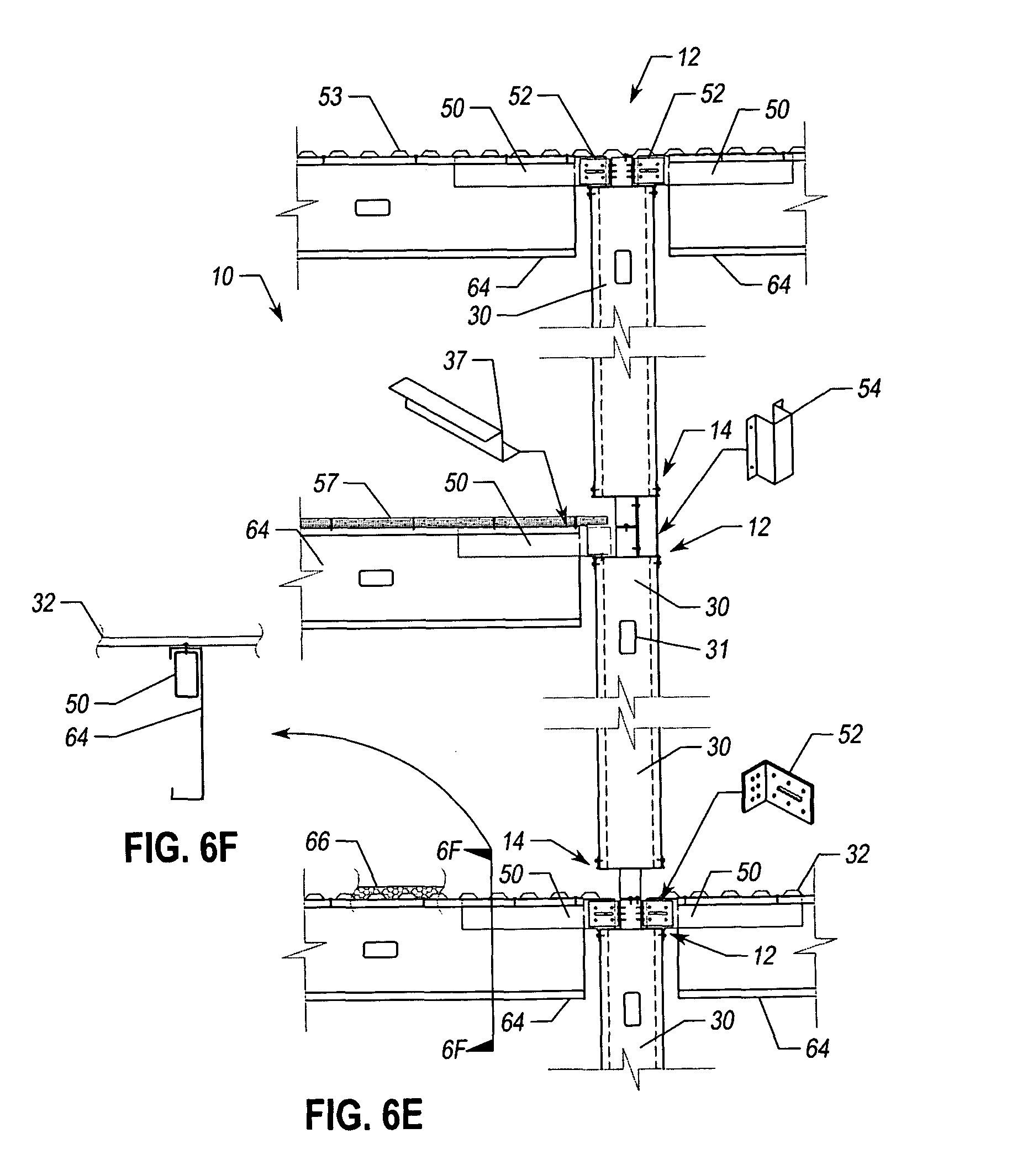 Patent Us8720154 Cold Formed Steel Structural Wall And