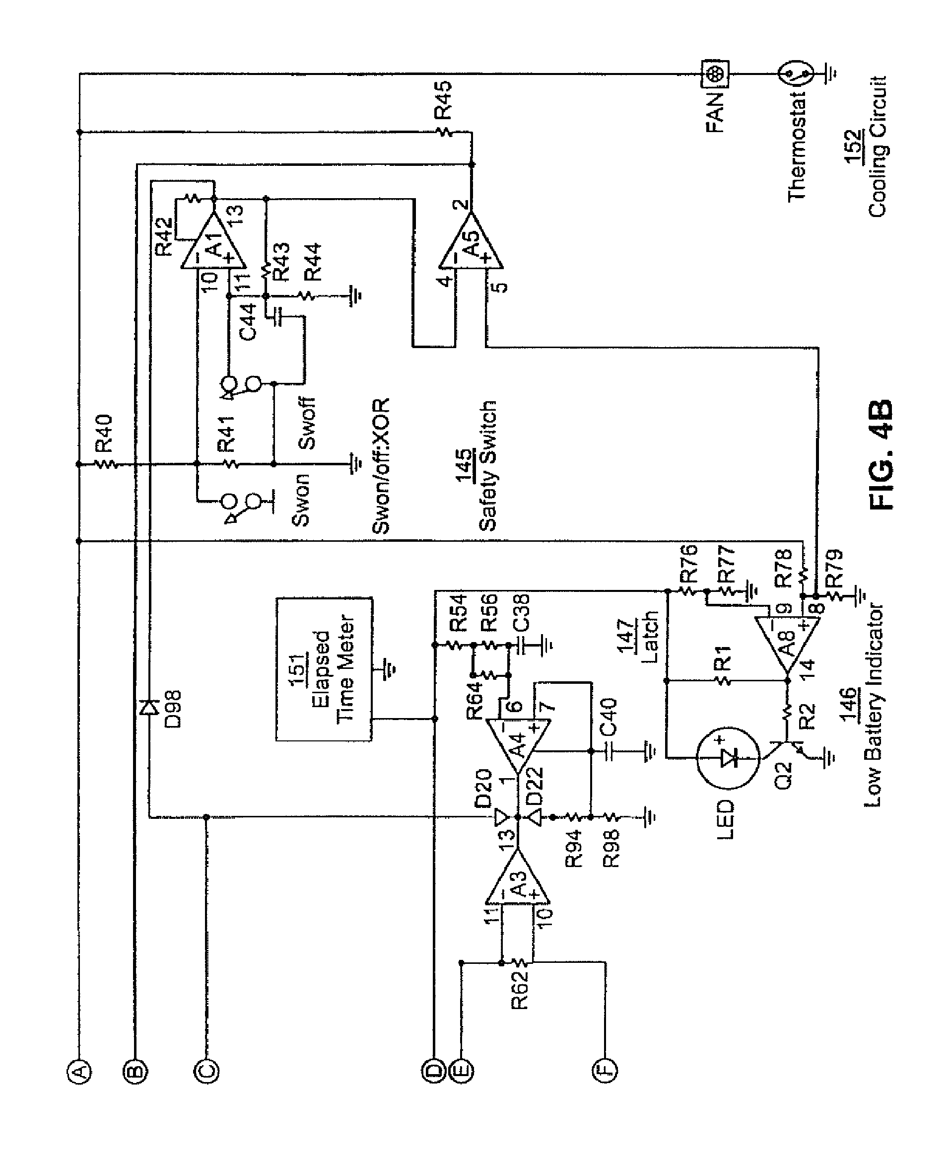 Patent Us8721105 Incapacitating High Intensity Incoherent Light Circuit Diagram Additionally Stun Gun Schematics Circuits Besides Drawing