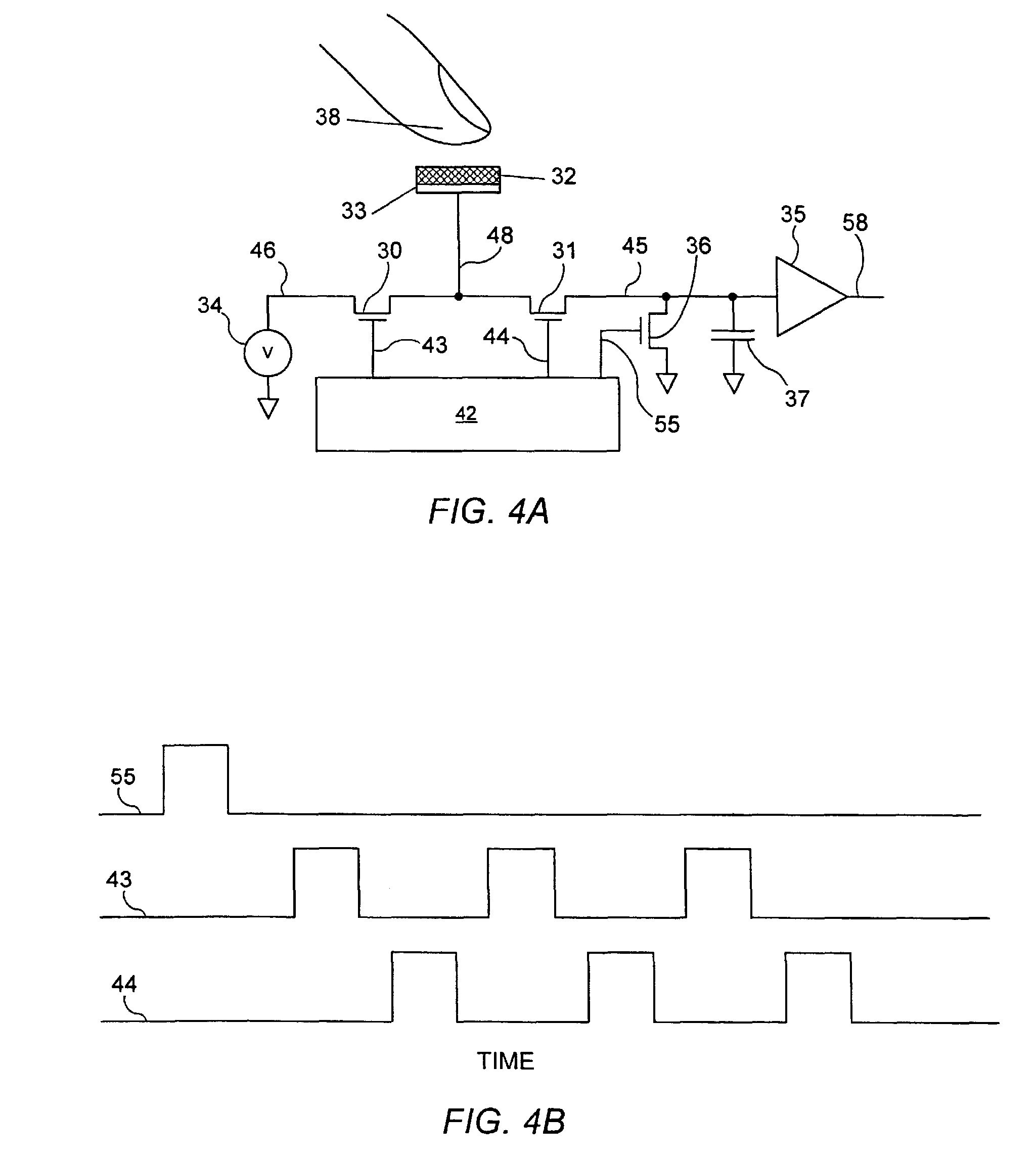 Patent Us8730177 Contact Tracking And Identification Module For Information Society Rotary Dial Phone Electronic Circuit Schematic Drawing