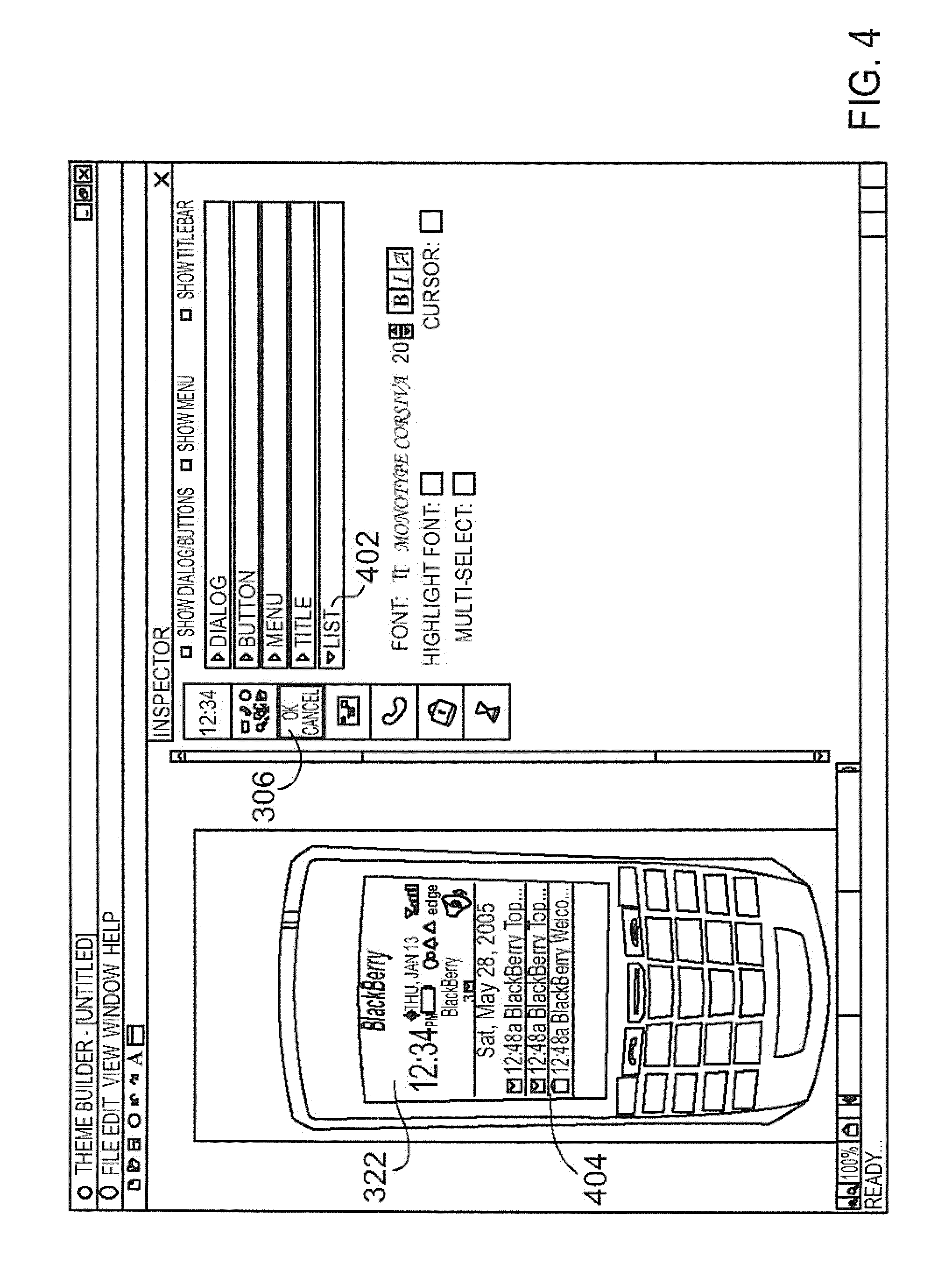 Google themes blackberry