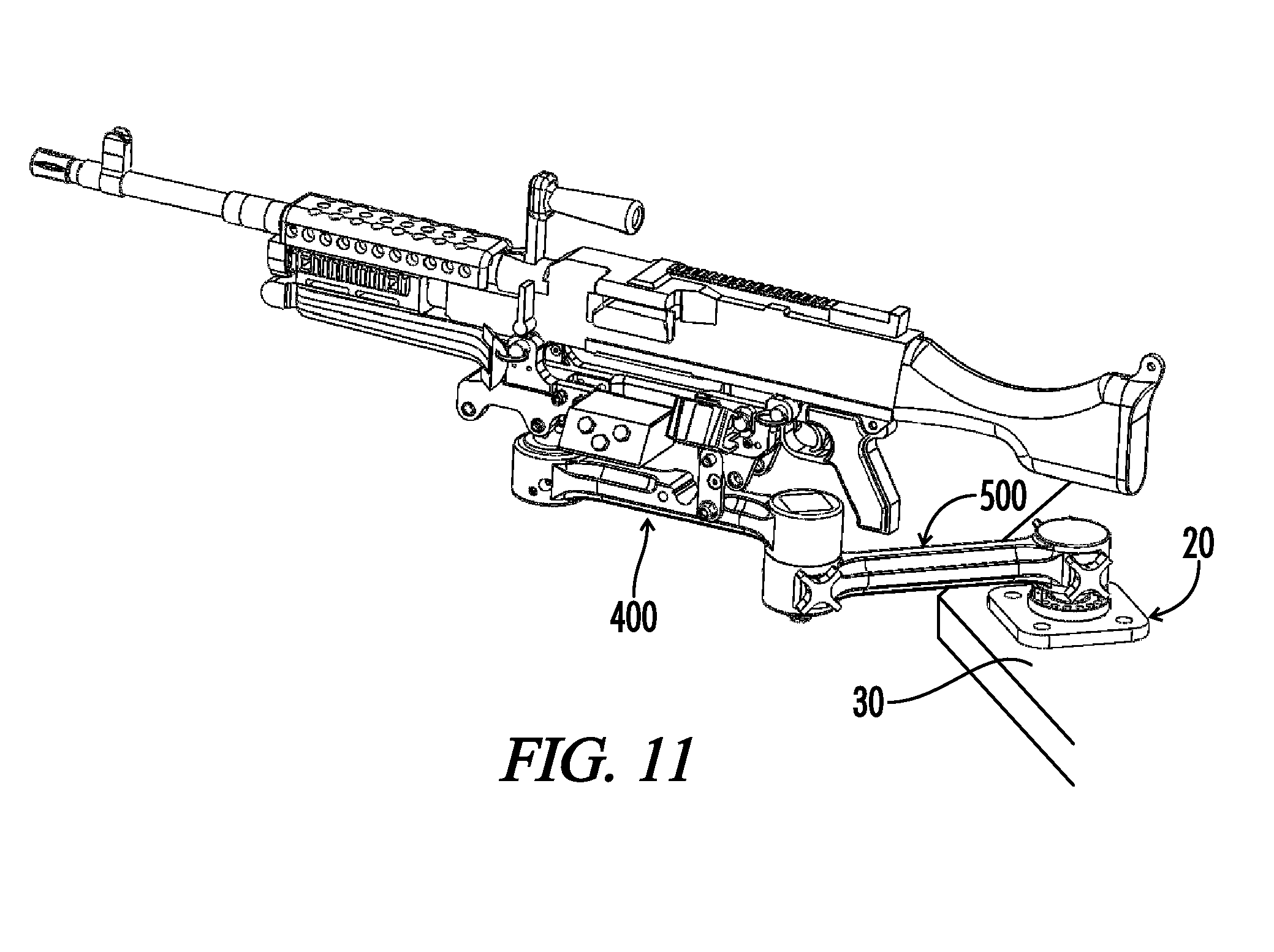 patent us8757044 weapon mounting system for firearms patents 18th Century Men's Riding Boots patent drawing