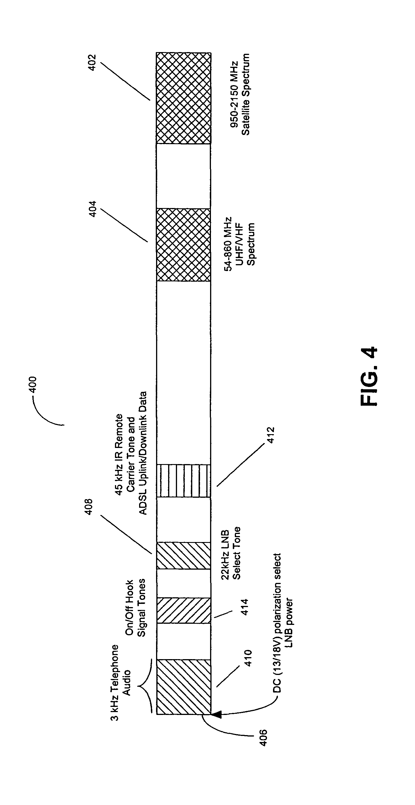 Patent US8763059 - Method and apparatus for connecting satellite