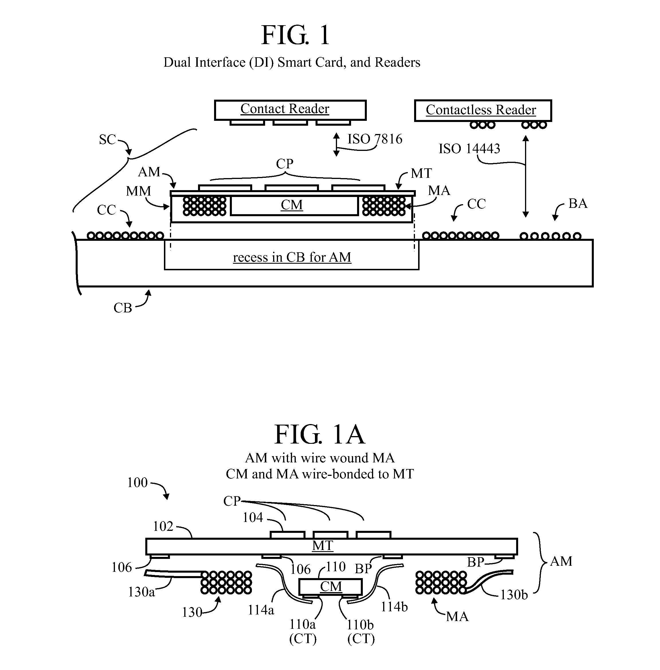Patent Us8789762 Rfid Antenna Modules And Methods Of Making Finn Wiring Diagrams Drawing