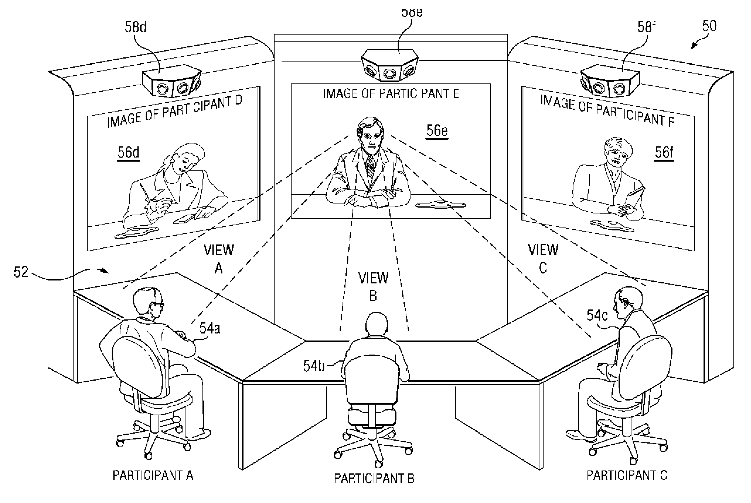 Patent Us8797377 Method And System For Videoconference Miller Rfcs 14 Wiring Diagram Drawing