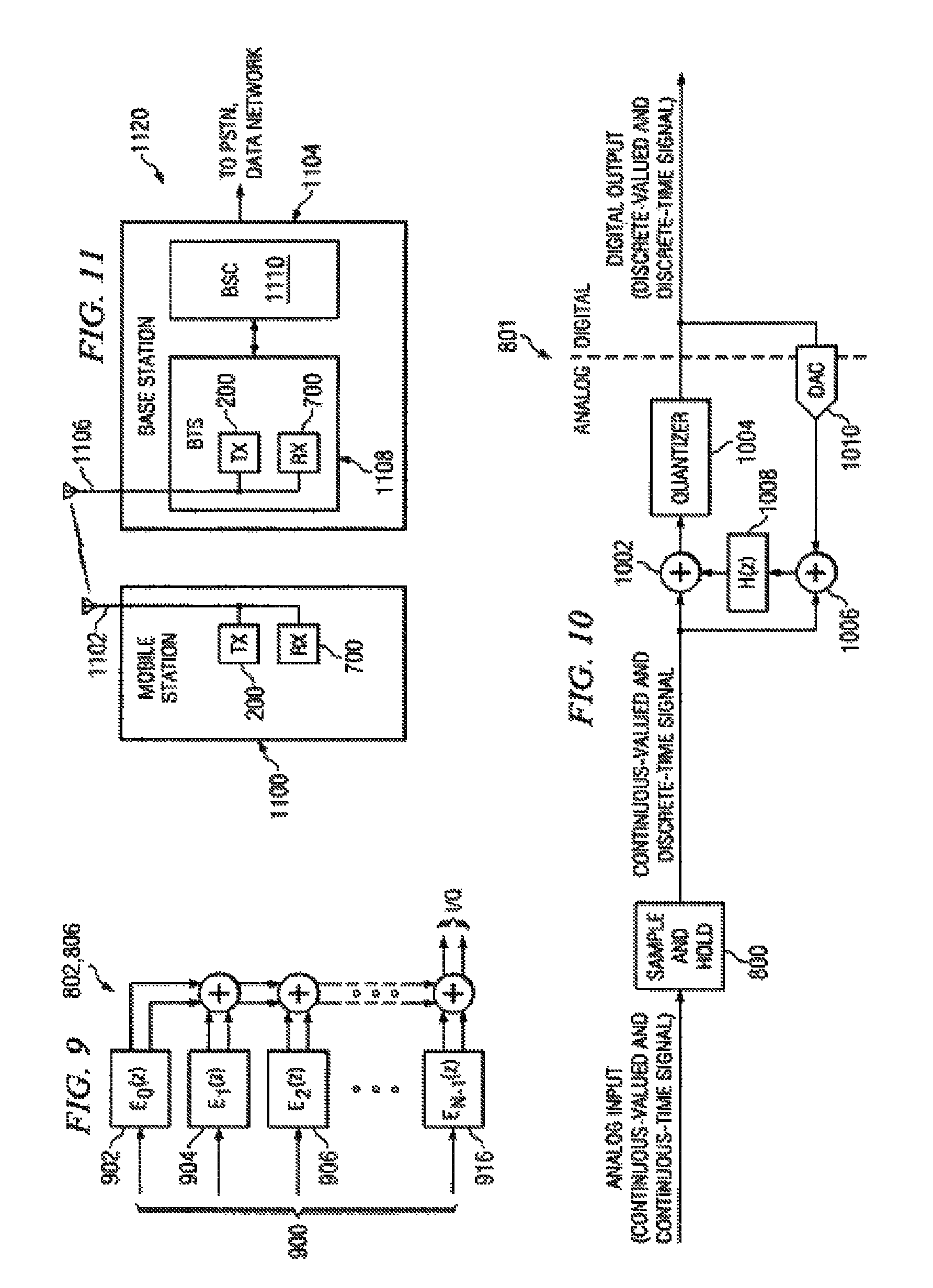 patent us8811540 - digital receiver