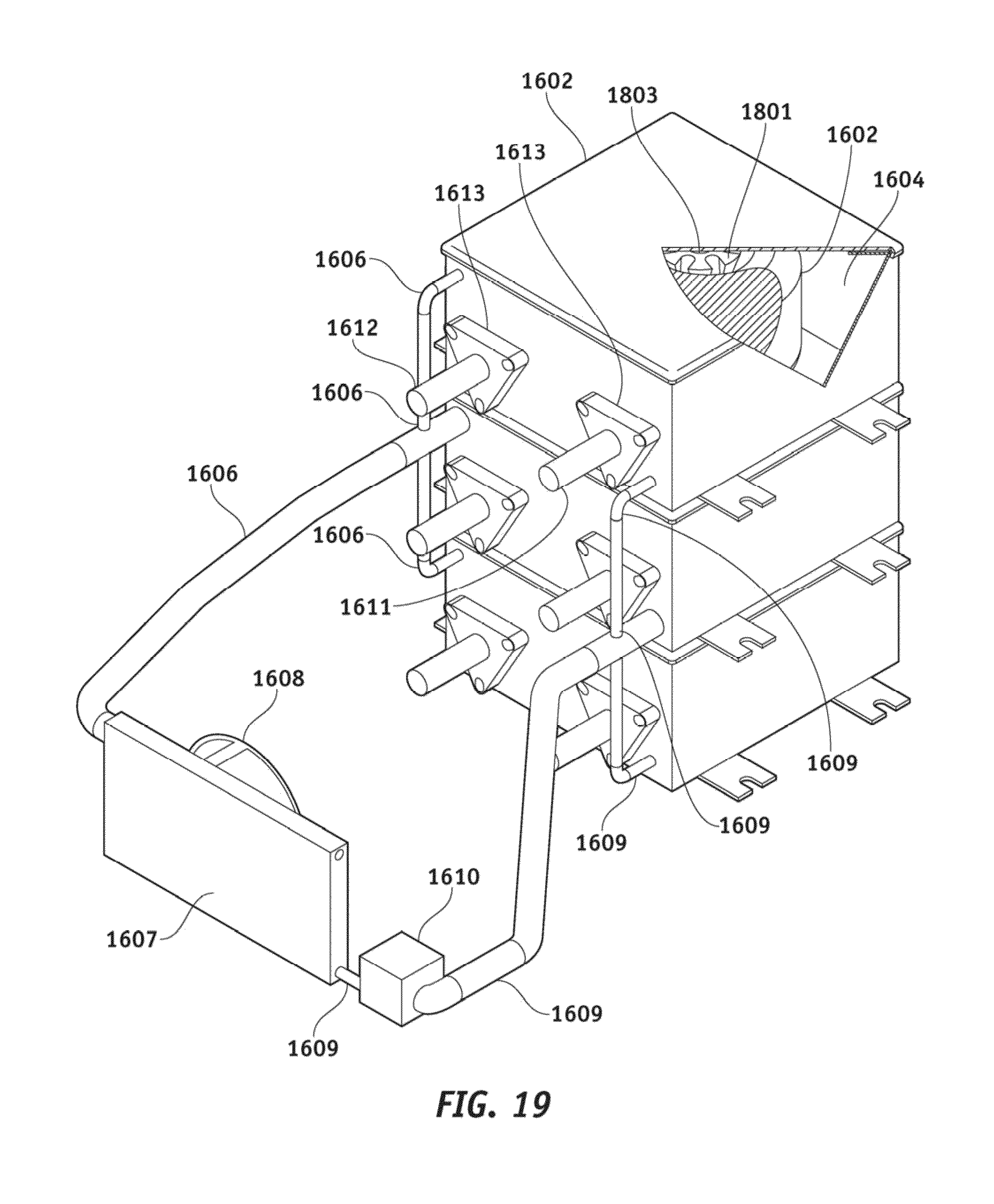 patent us8816808 method and apparatus for cooling an annular Classic Zenith Radios patent drawing