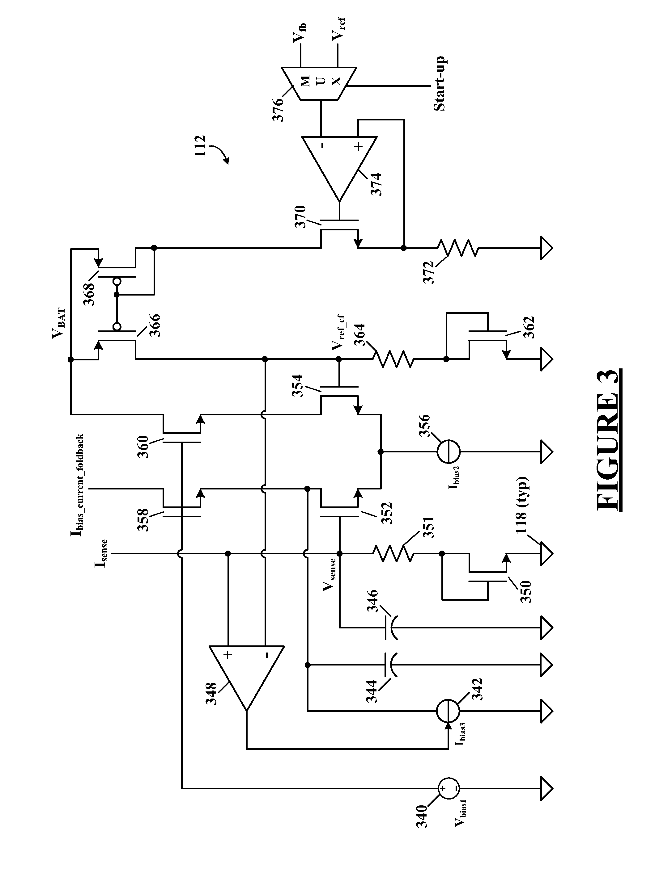 Brevet Us8841897 Voltage Regulator Having Current And Foldback Limiting Circuit Patent Drawing