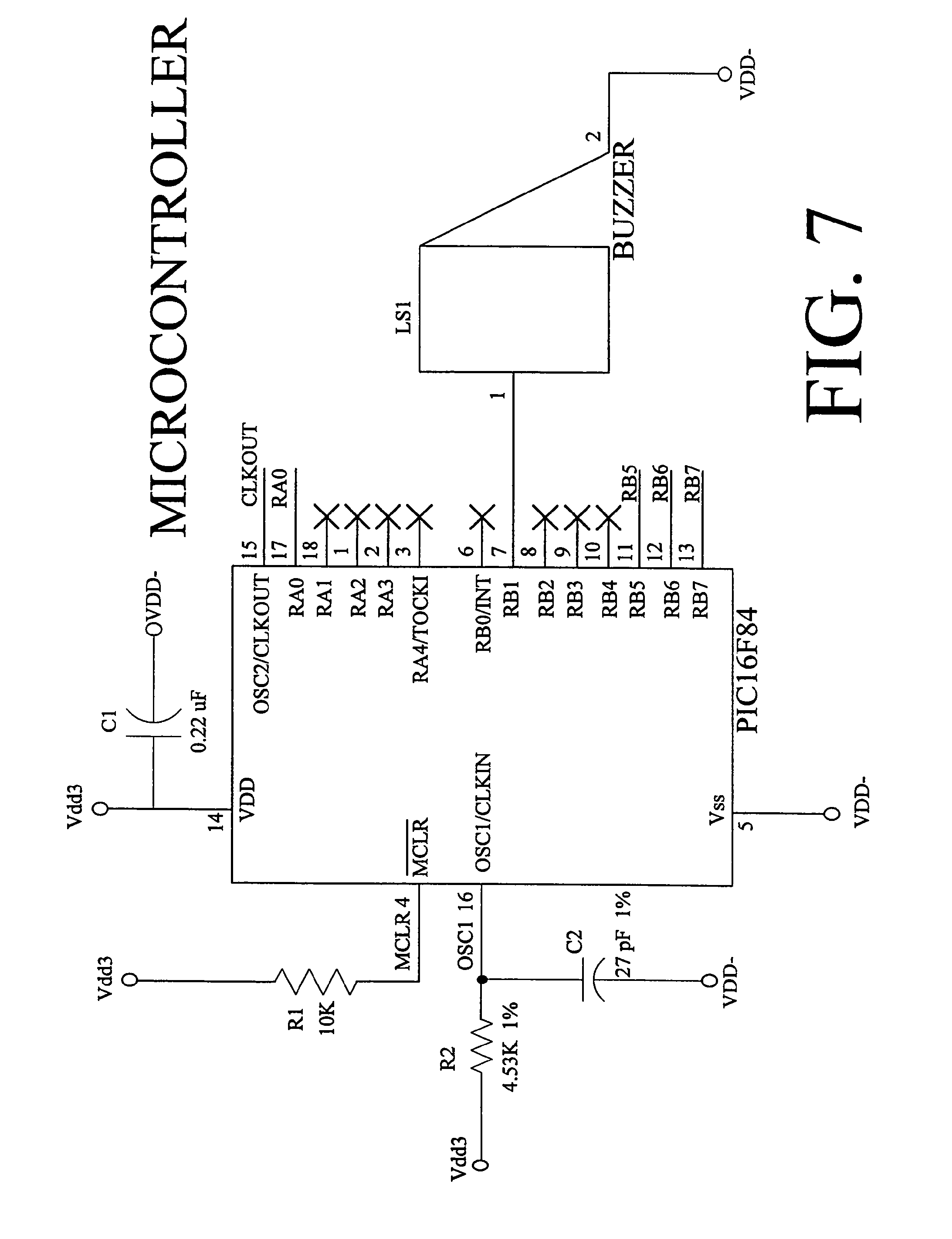 Patent Us8843057 Physical Presence Digital Authentication System Frequency Counter Using Pic16f84 Drawing