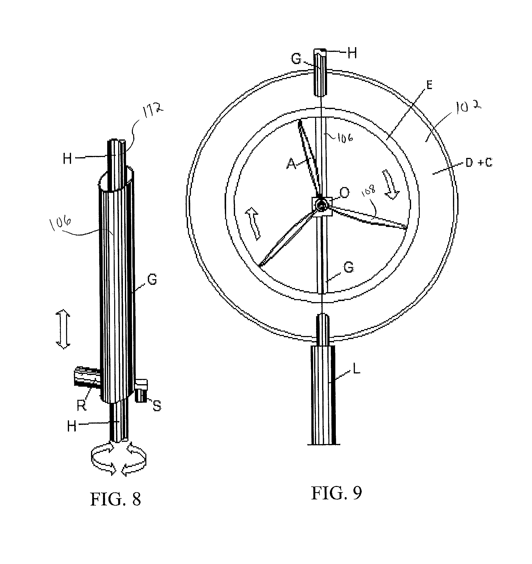 patent us8853881 - split venturi ring maglev generator turbine
