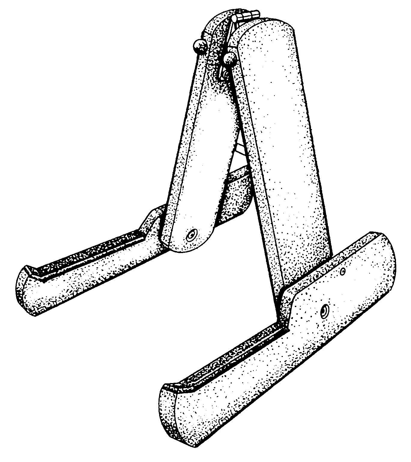 patent usd foldable guitar stand google patents