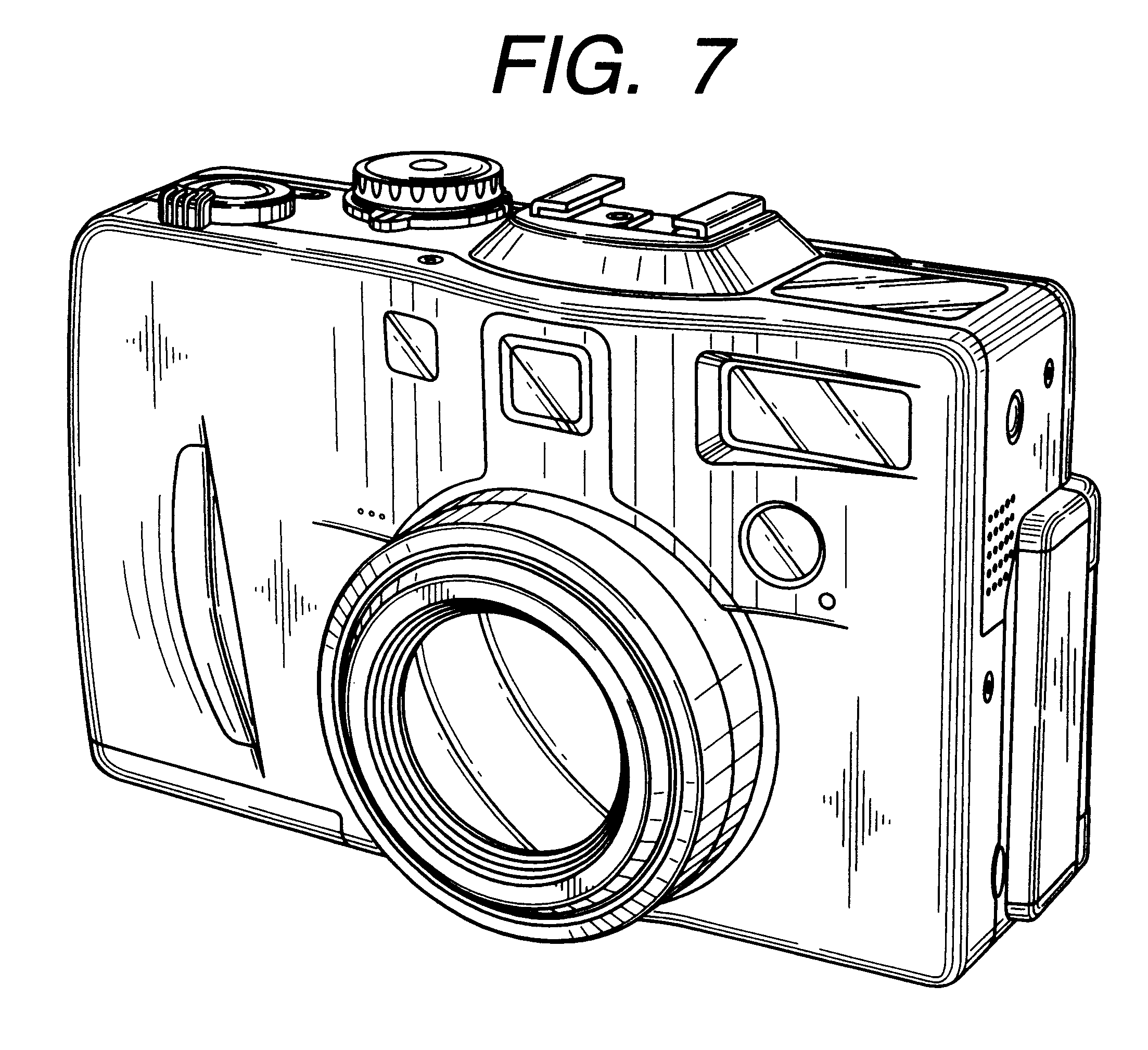 Patent usd448396 digital camera google patents for Camere dwg