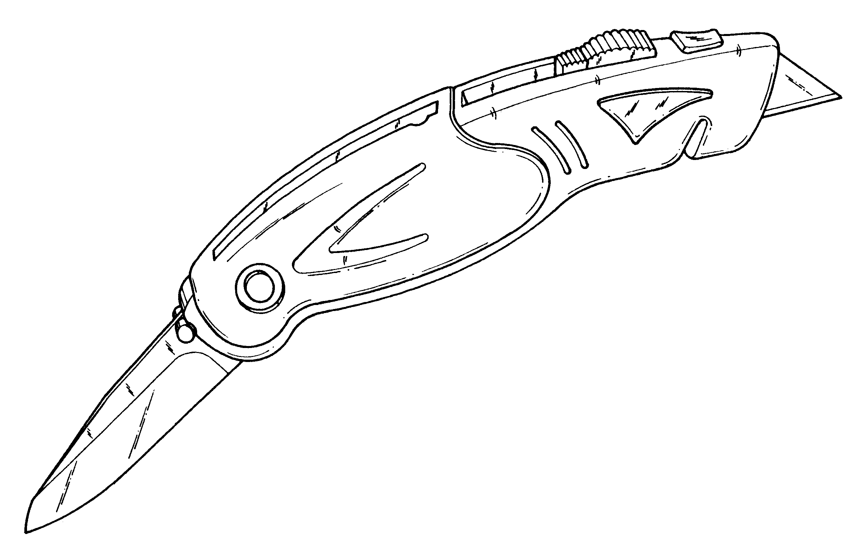 Patent USD473778 - Utility Knife - Google Patents