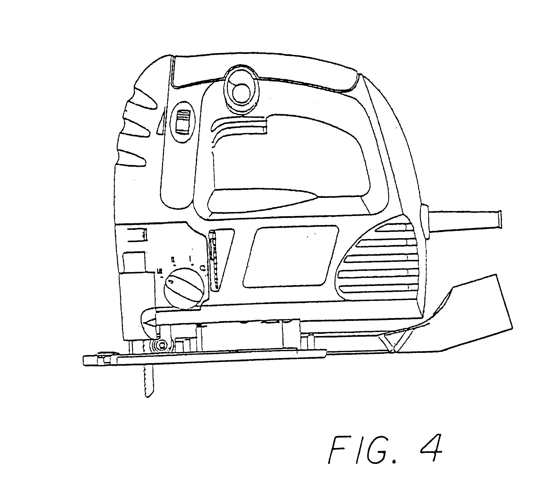 patent usd474384 - jigsaw power tool