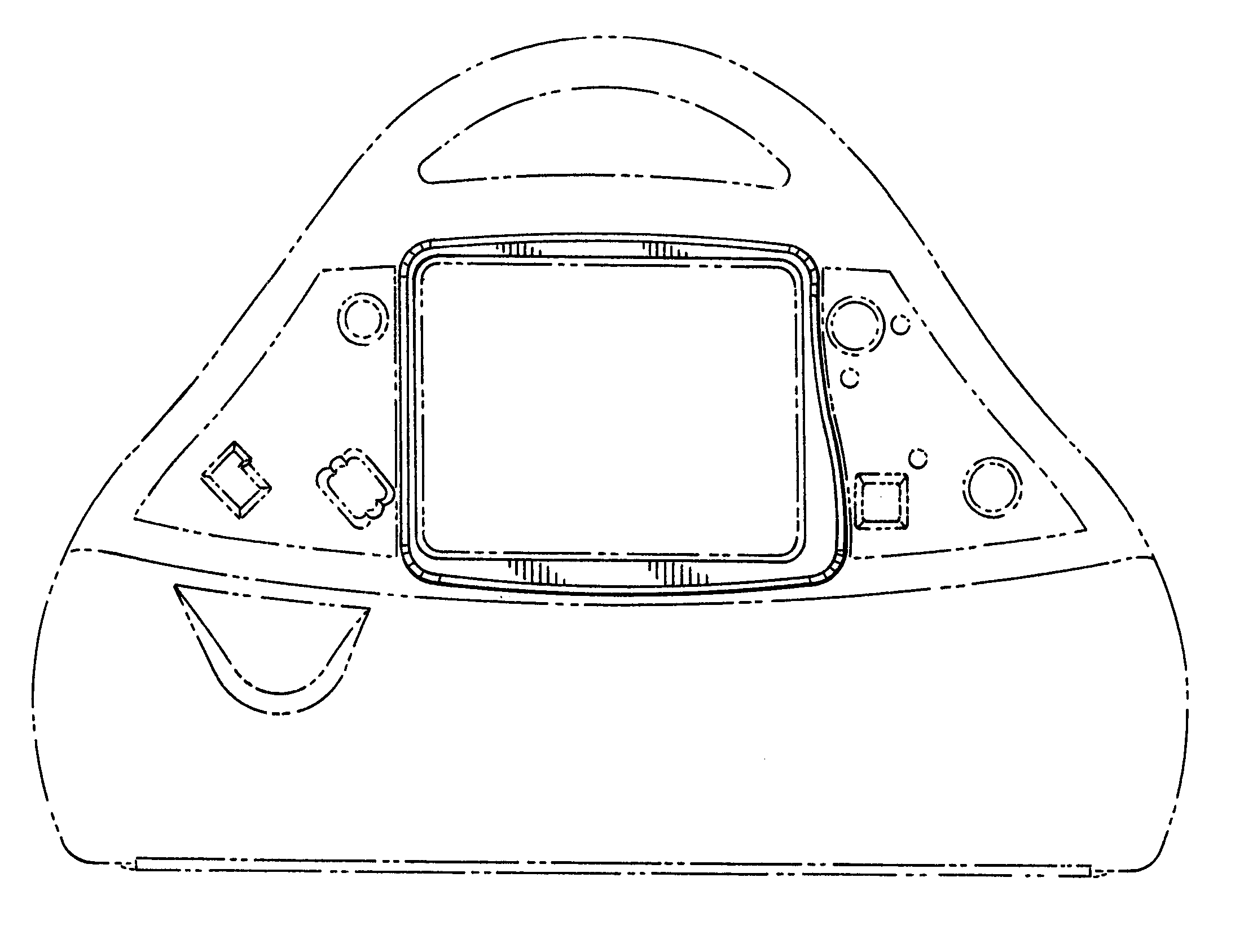 Infusion Systems Perspective : Patent usd display screen of an infusion pump