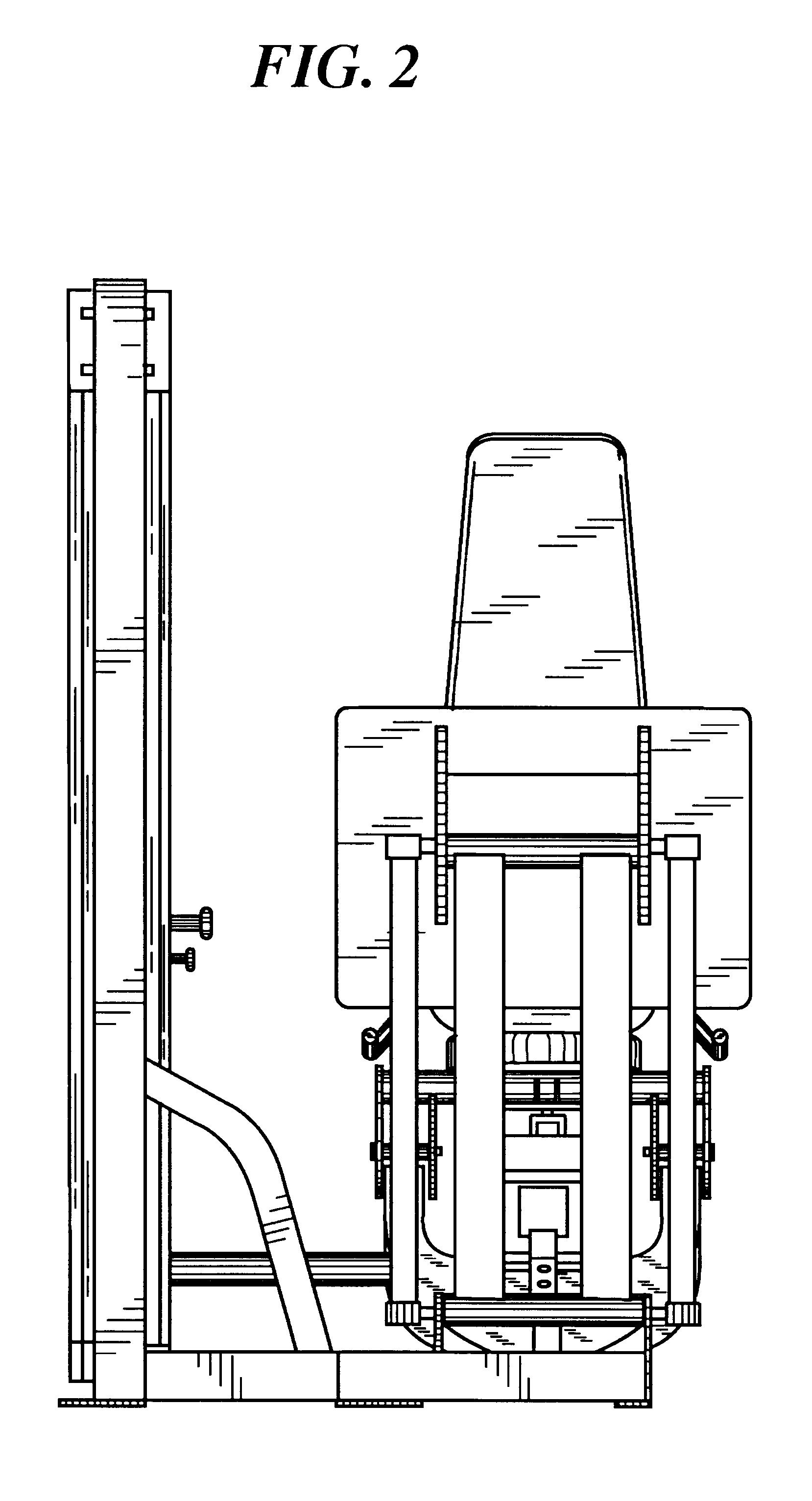 Patent USD481428 - Leg press machine - Google Patents