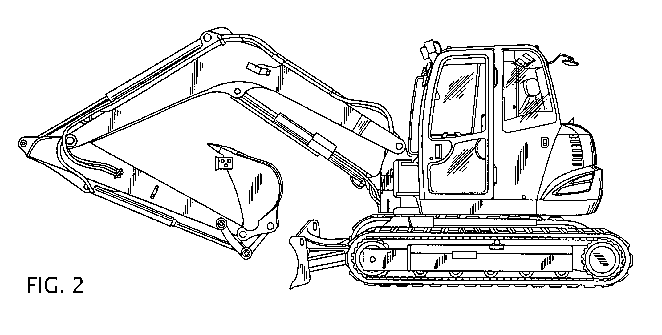 Patent USD555675 - Backhoe - Google Patents
