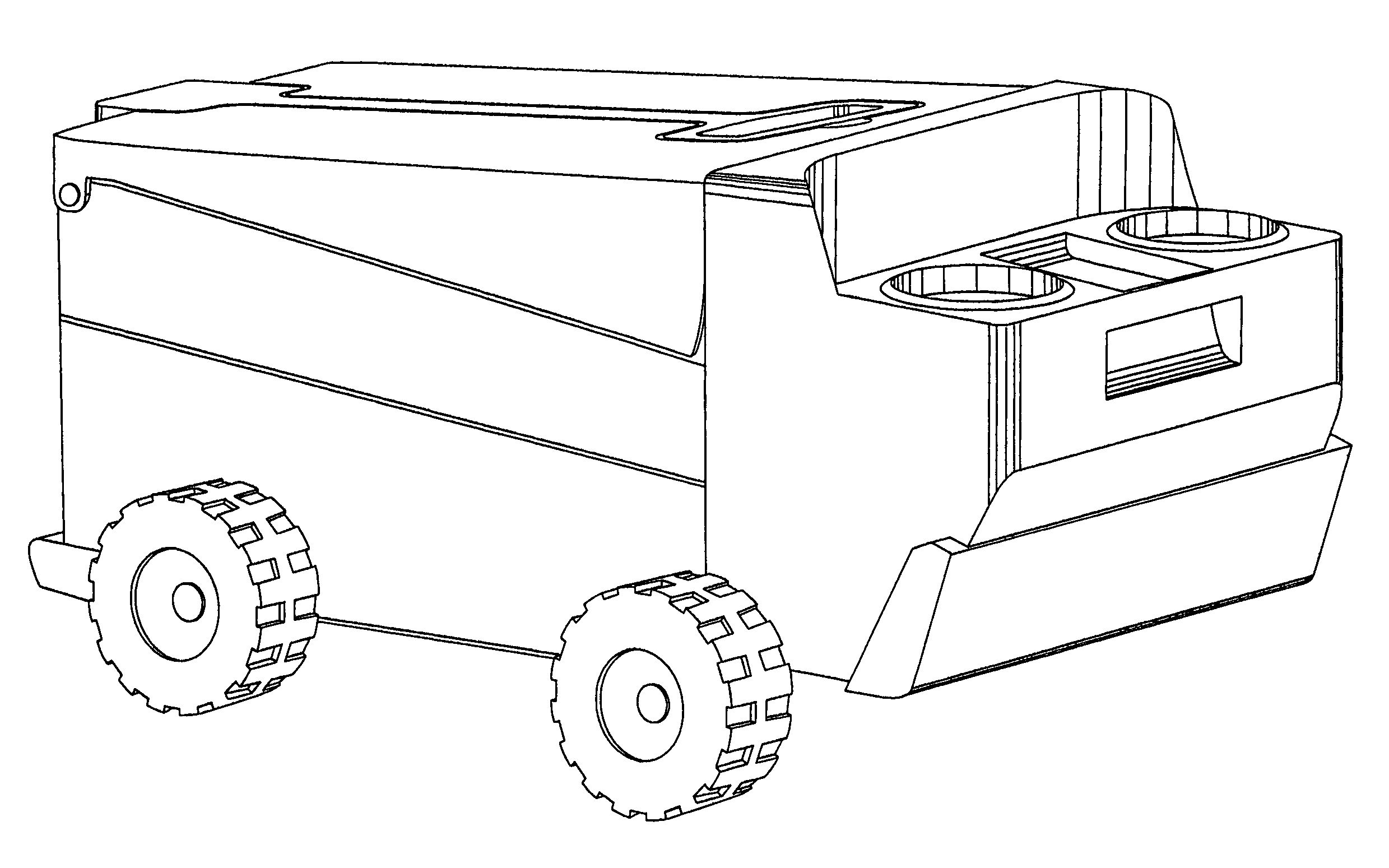 Coloring Pages Zamboni : Zamboni coloring pages