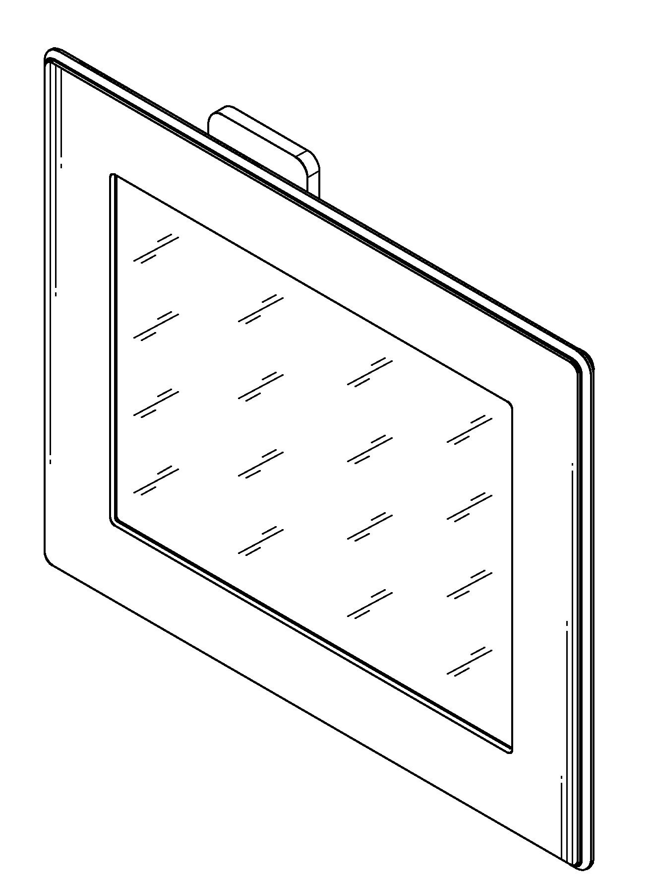 Innovative Hon Hai Precision Industry design patent for digital ...