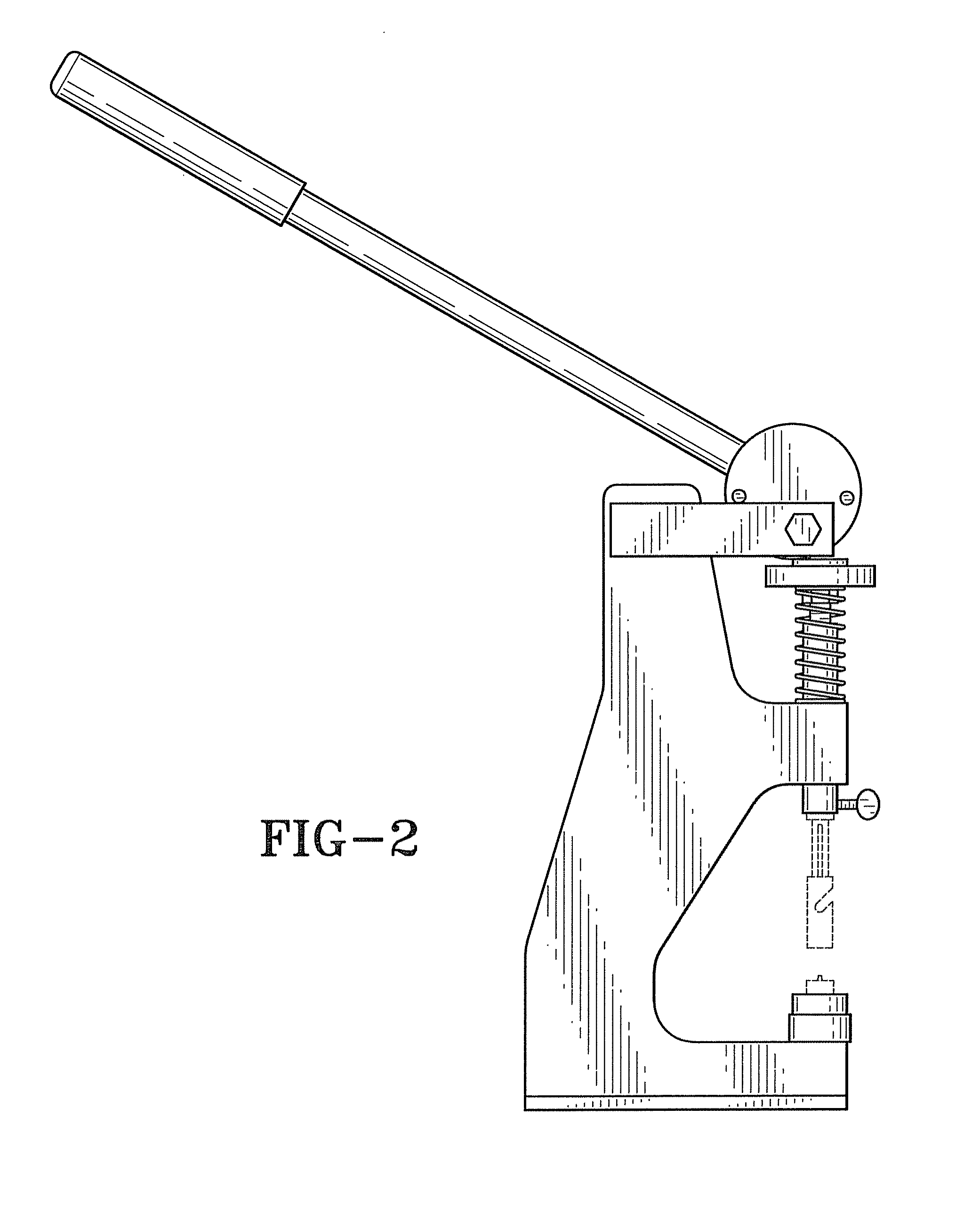 patent usd632318 - bench riveter - google patents